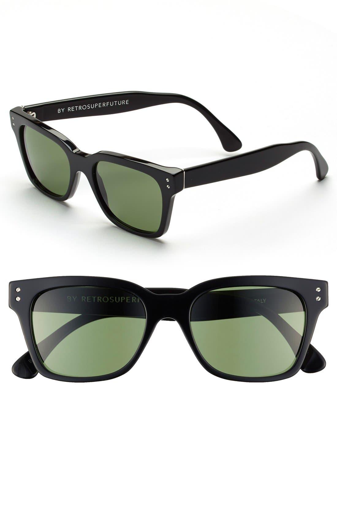 Alternate Image 1 Selected - RETROSUPERFUTURE® 51mm 'America' Sunglasses