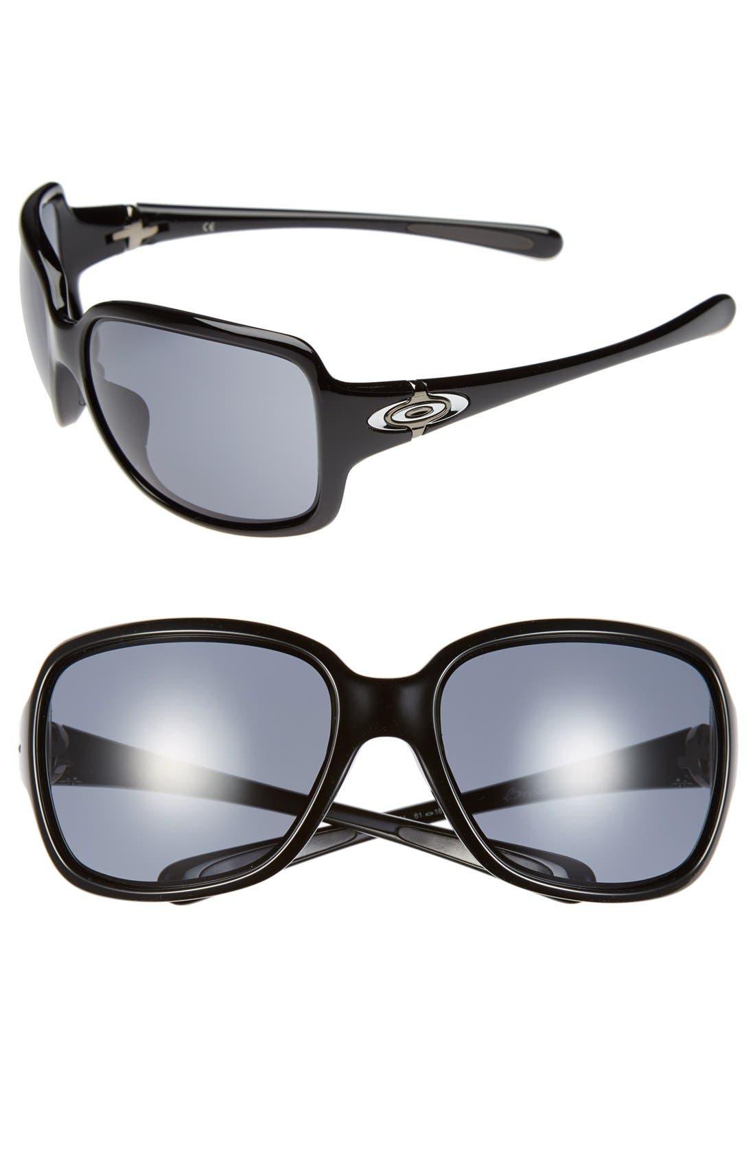 Alternate Image 1 Selected - Oakley 'Break Point™' 61mm Sunglasses