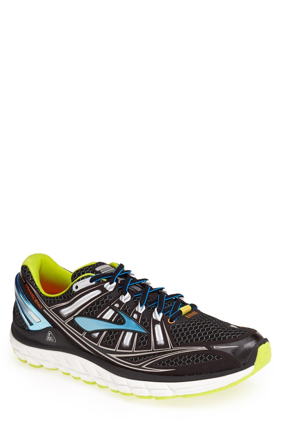 Alternate Image 1 Selected - Brooks 'Transcend' Running Shoe (Men)