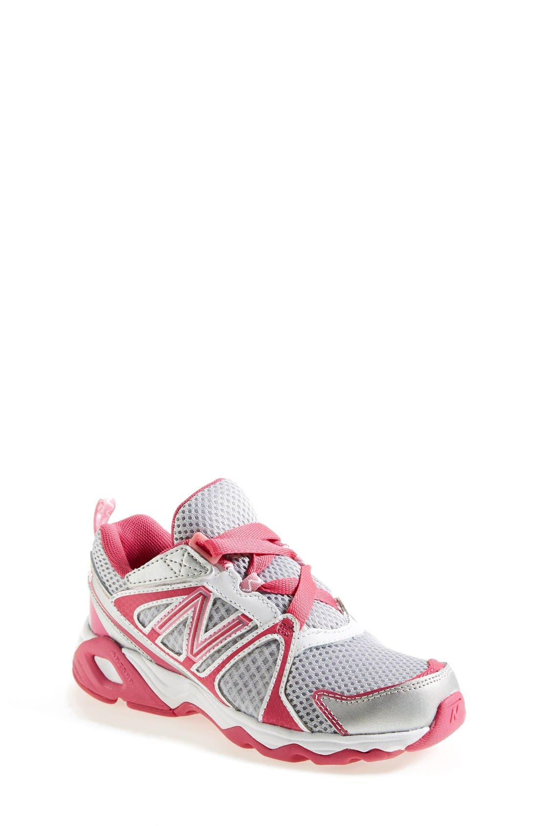 Alternate Image 1 Selected - New Balance '696' Athletic Shoe (Toddler, Little Kid & Big Kid) (Online Only)