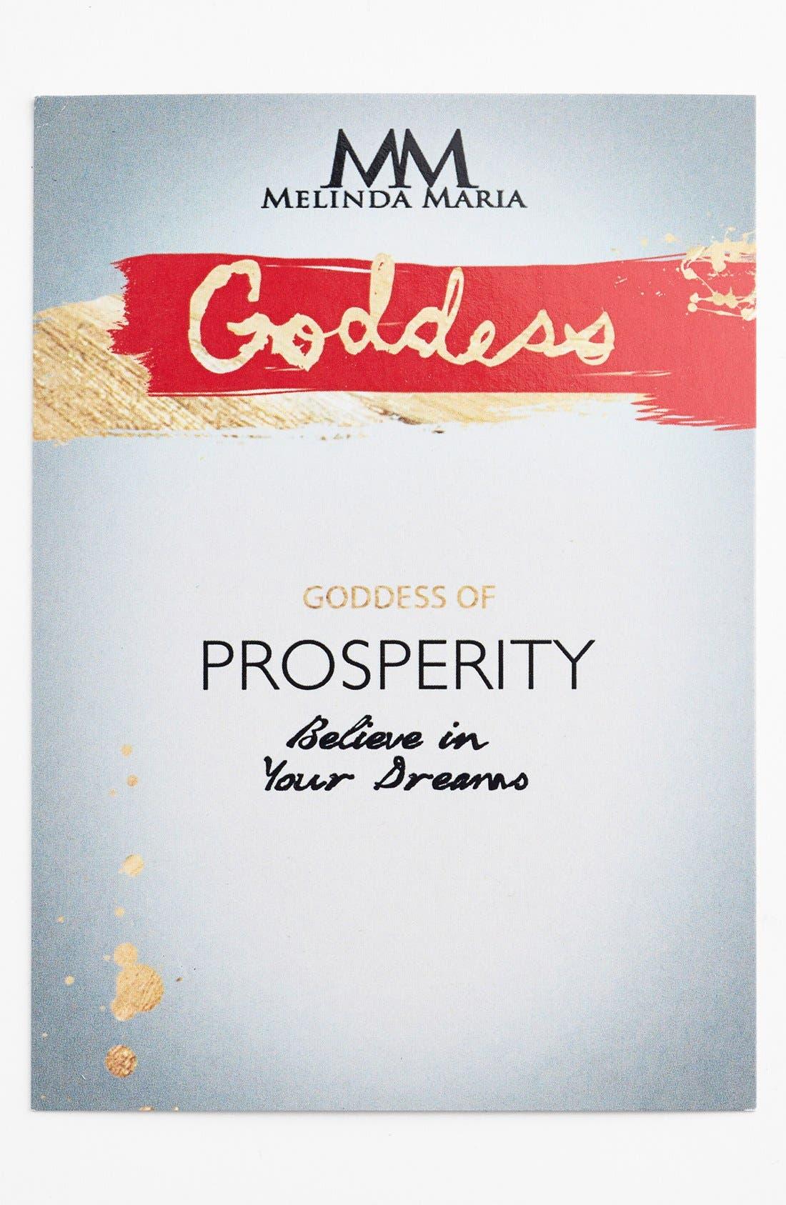 Alternate Image 3  - Melinda Maria 'Goddess of Prosperity' Charm Bangle