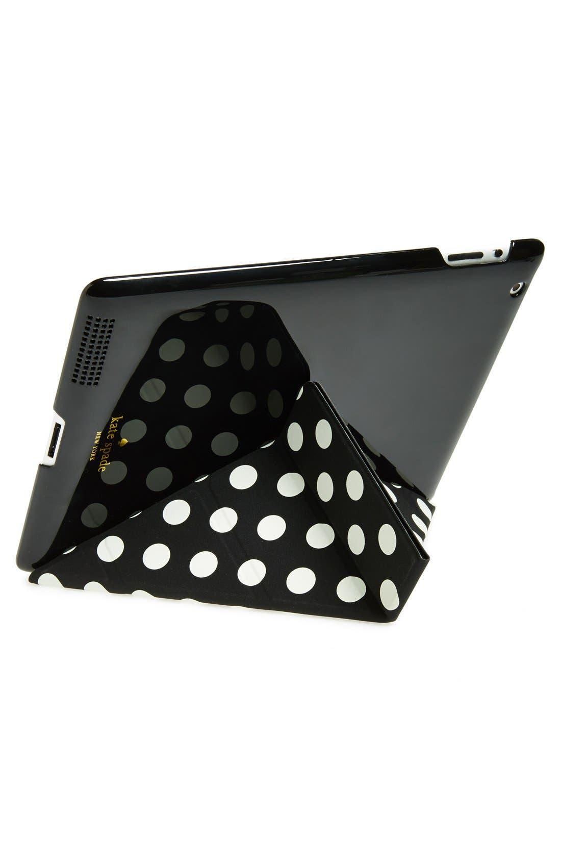 Alternate Image 6  - kate spade new york 'le pavillion - origami' iPad 2 & 3 case