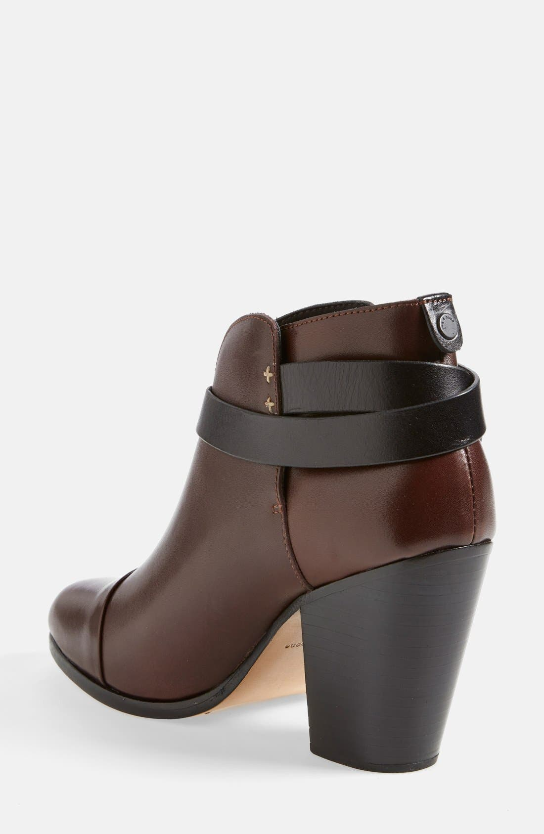 Alternate Image 2  - rag & bone 'Harrow' Leather Boot (Women) (Nordstrom Exclusive)
