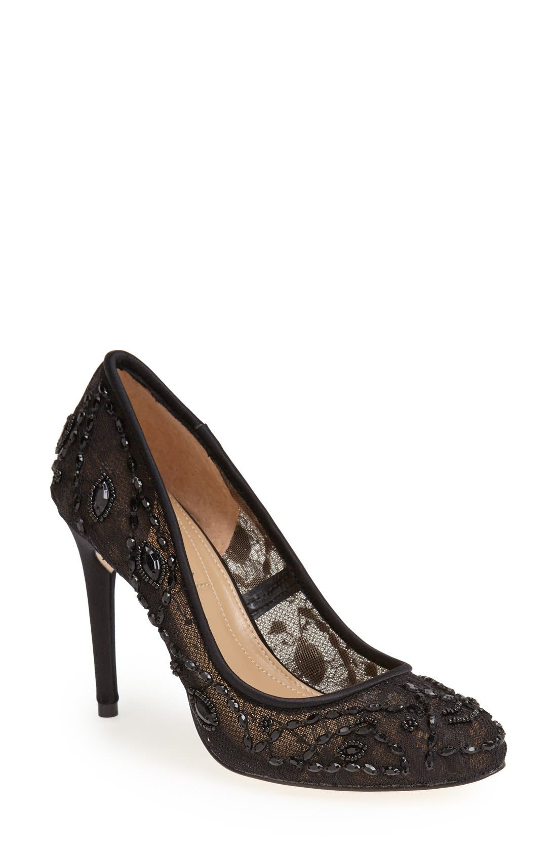 Alternate Image 1 Selected - BCBGMAXAZRIA 'Bettie' Pump (Women)