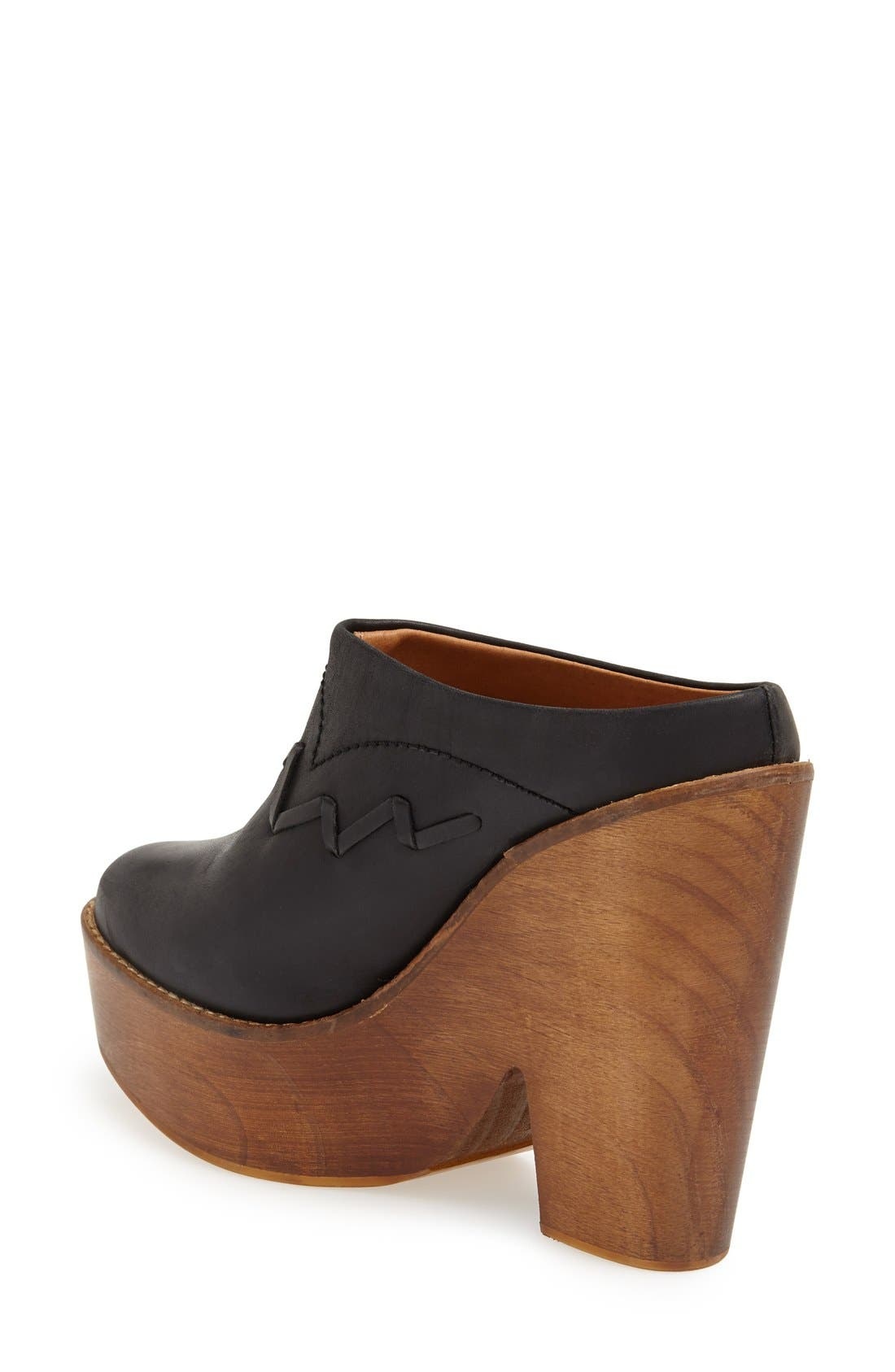 Alternate Image 2  - Free People 'Chance' Platform Clog (Women)