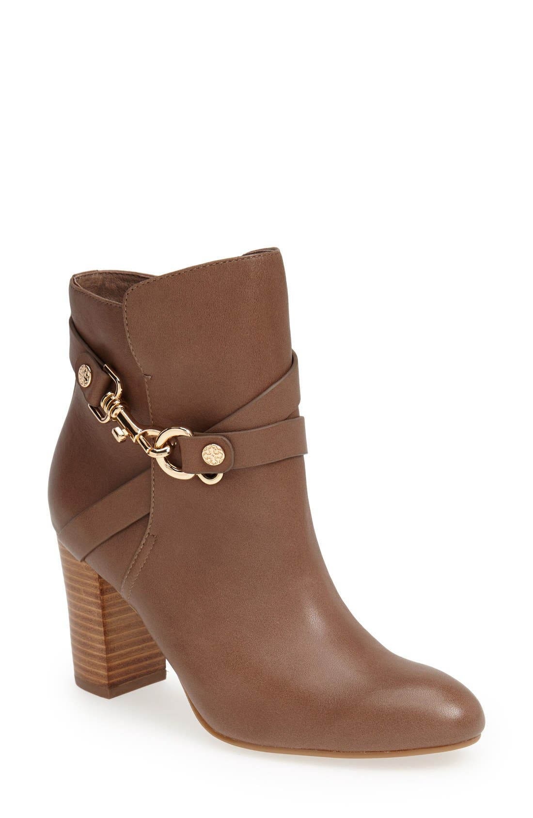 Main Image - Isolá 'Colleen' Leather Bootie (Women)
