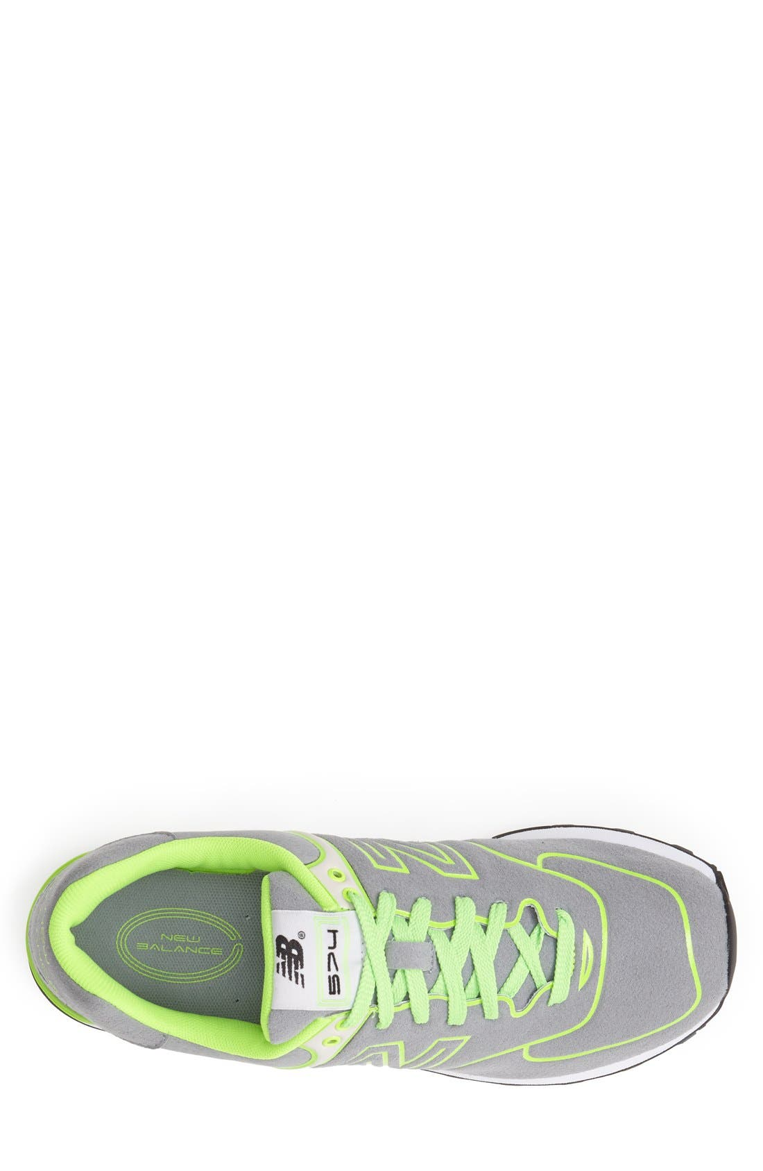 Alternate Image 3  - New Balance '574 Neon' Sneaker (Men)