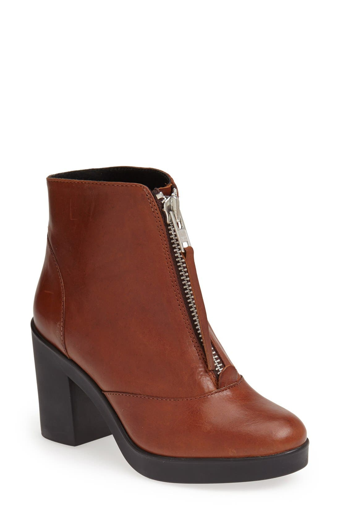 Alternate Image 1 Selected - Topshop 'Magic' Ankle Boot (Women)