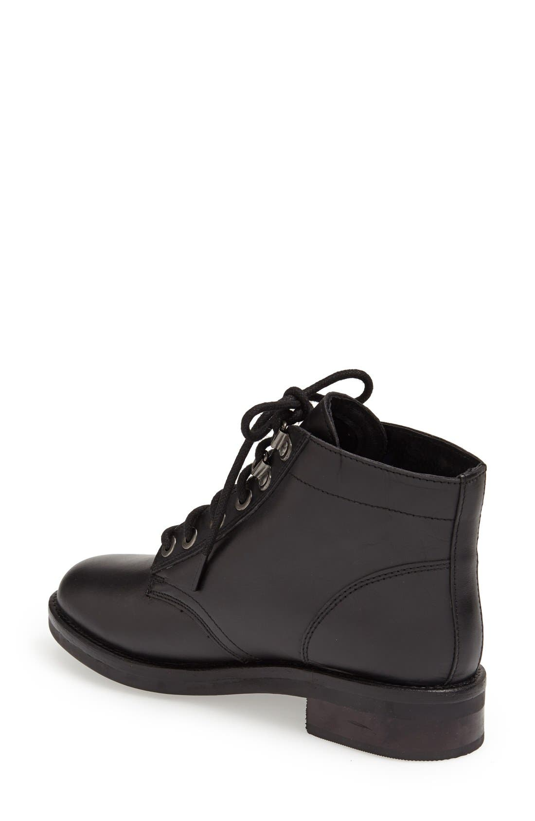 Alternate Image 2  - Topshop 'Alpha' Ankle Boot (Women)