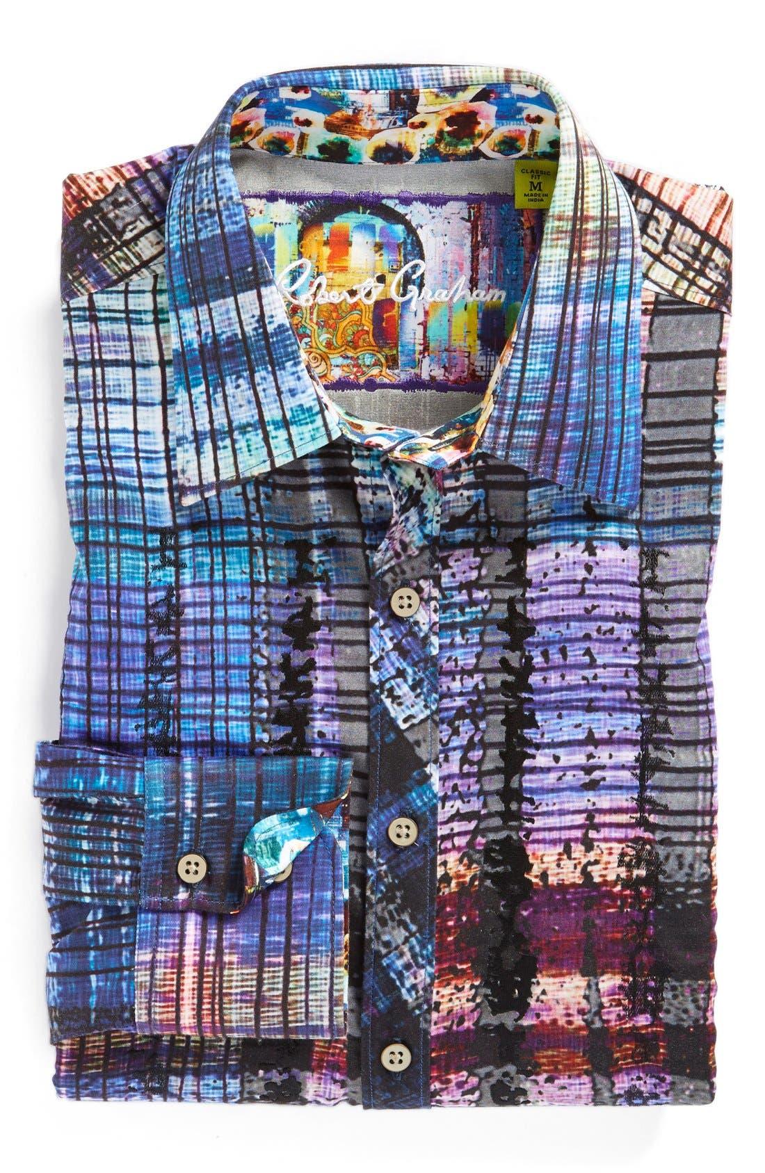 Alternate Image 4  - Robert Graham 'Gingerman' Classic Fit Sport Shirt
