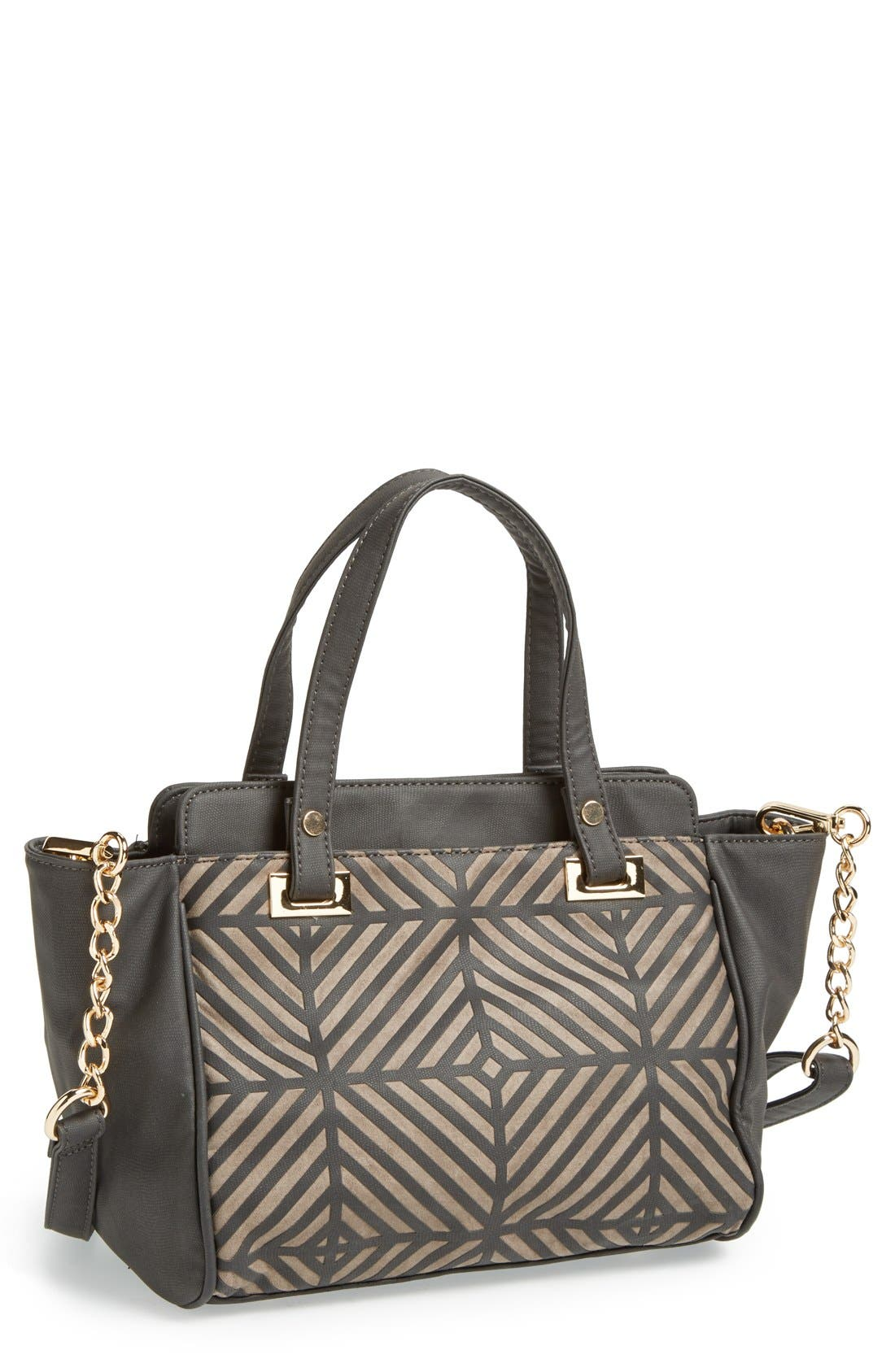 Main Image - pretty ships 'Cortes' Crossbody Bag