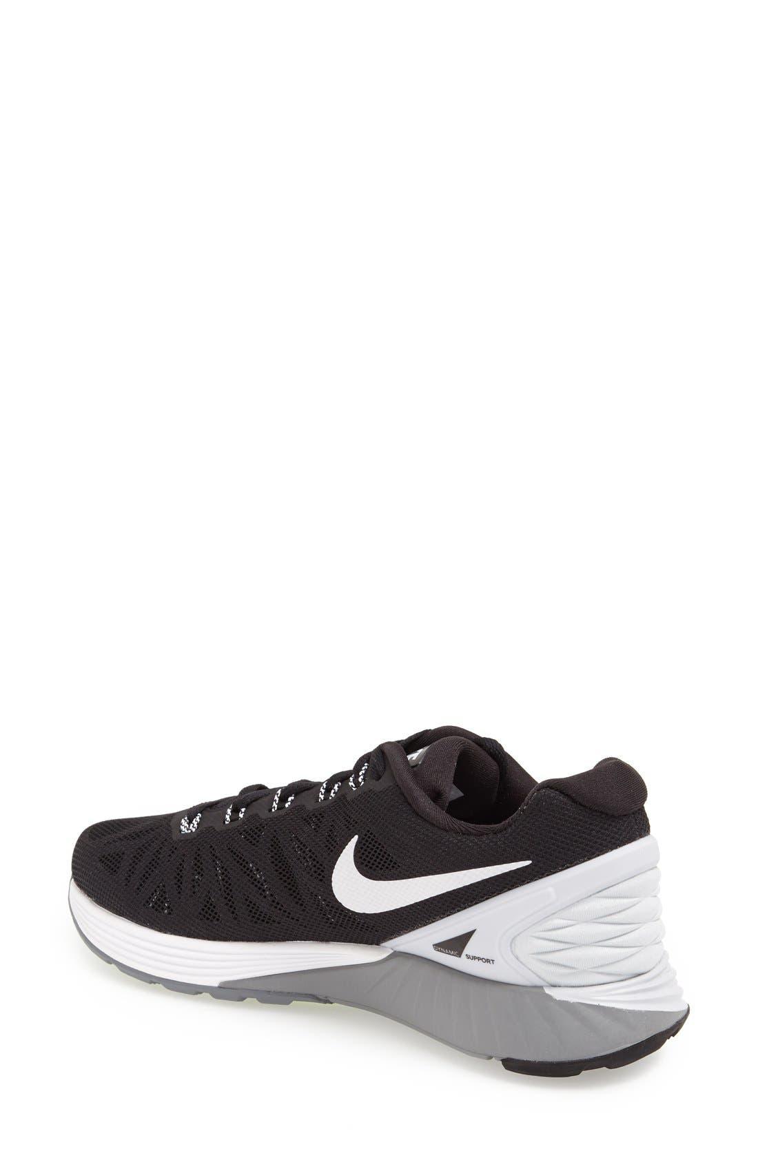 Alternate Image 2  - Nike 'Lunarglide 6' Running Shoe (Women)
