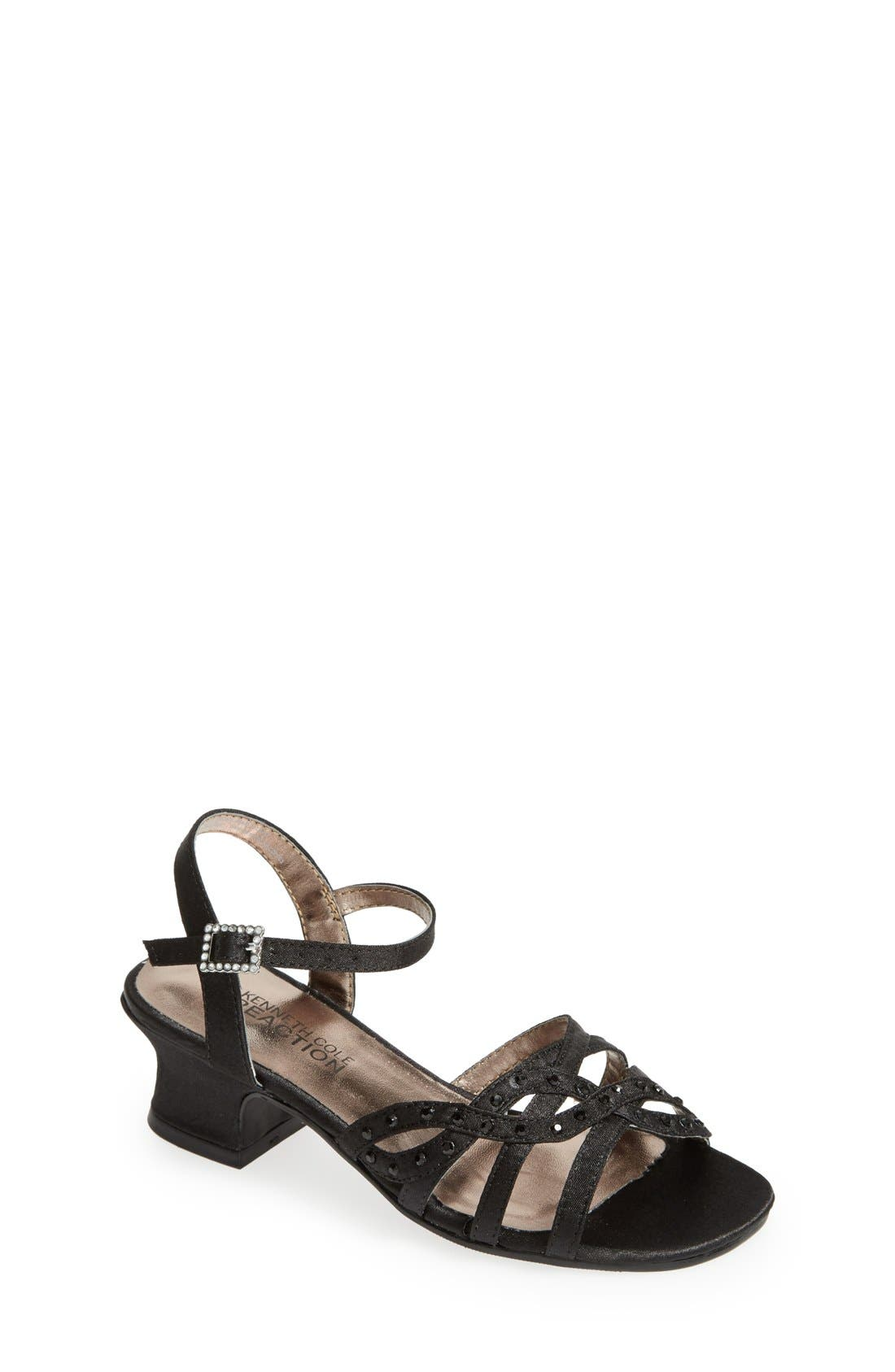 Alternate Image 1 Selected - Kenneth Cole Reaction 'Pass the Star' Sandal (Little Kid & Big Kid)