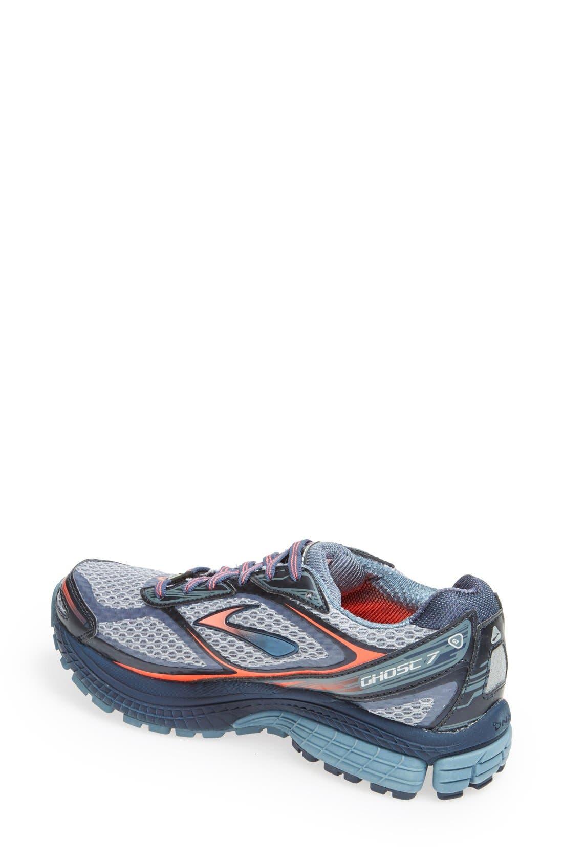 Alternate Image 2  - Brooks 'Ghost 7 GTX' Waterproof Running Shoe (Women)