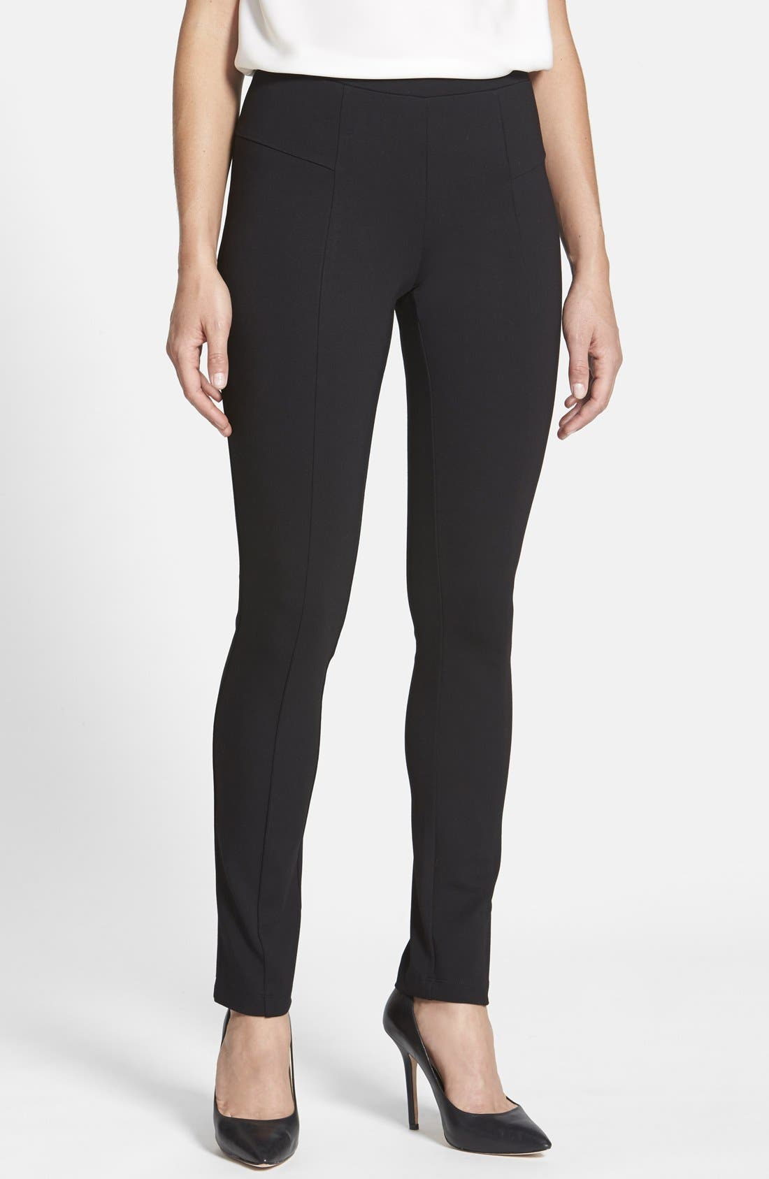 NIC+ZOE 'The Perfect Ponte' Pants (Regular & Petite)