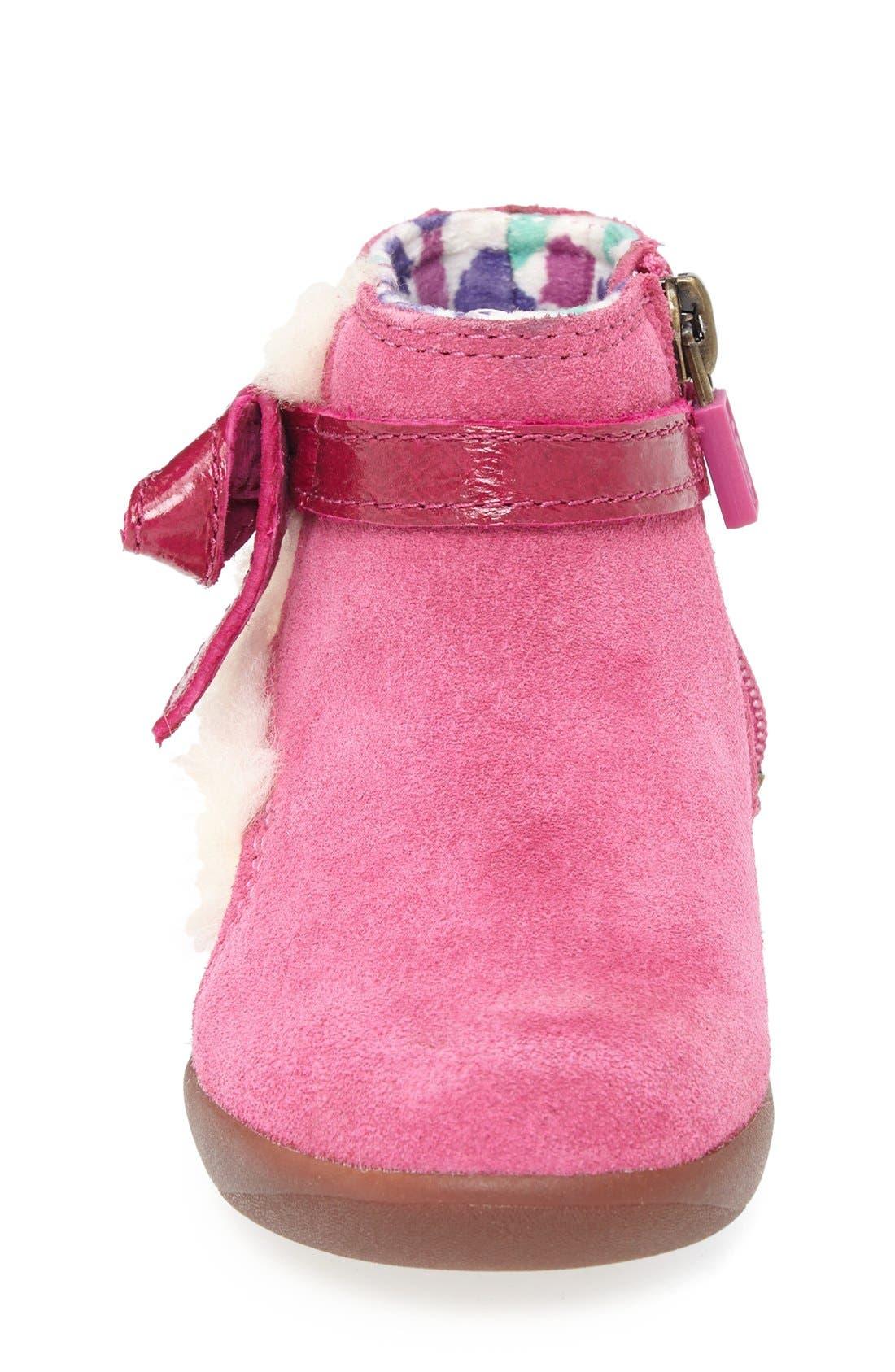 Alternate Image 3  - UGG® Australia 'Libbie' Bootie (Walker & Toddler)