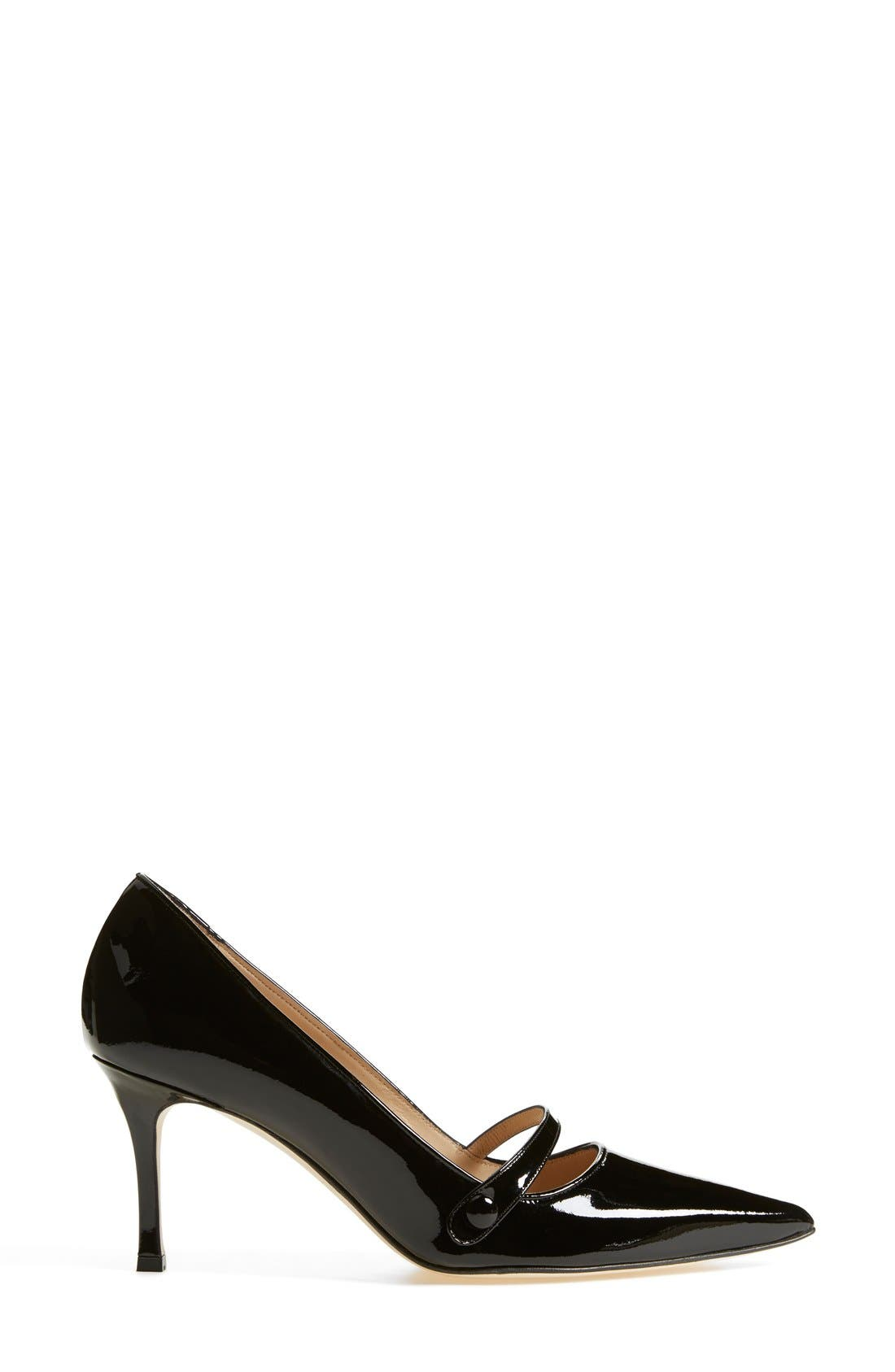 Alternate Image 4  - Manolo Blahnik 'Mladari' Mary Jane Pump (Women)