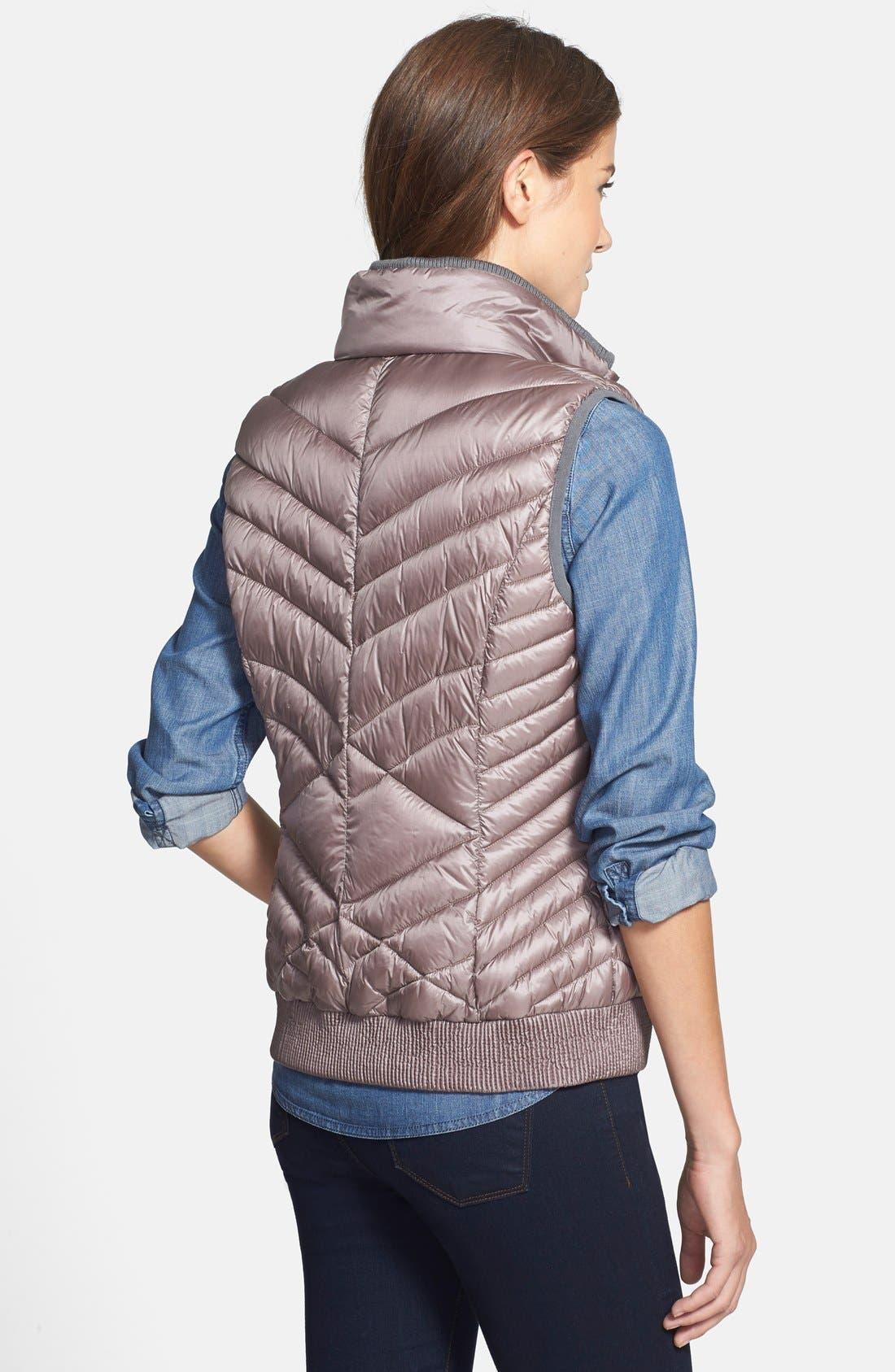 Alternate Image 2  - Bernardo PrimaLoft® Vest (Regular & Petite)