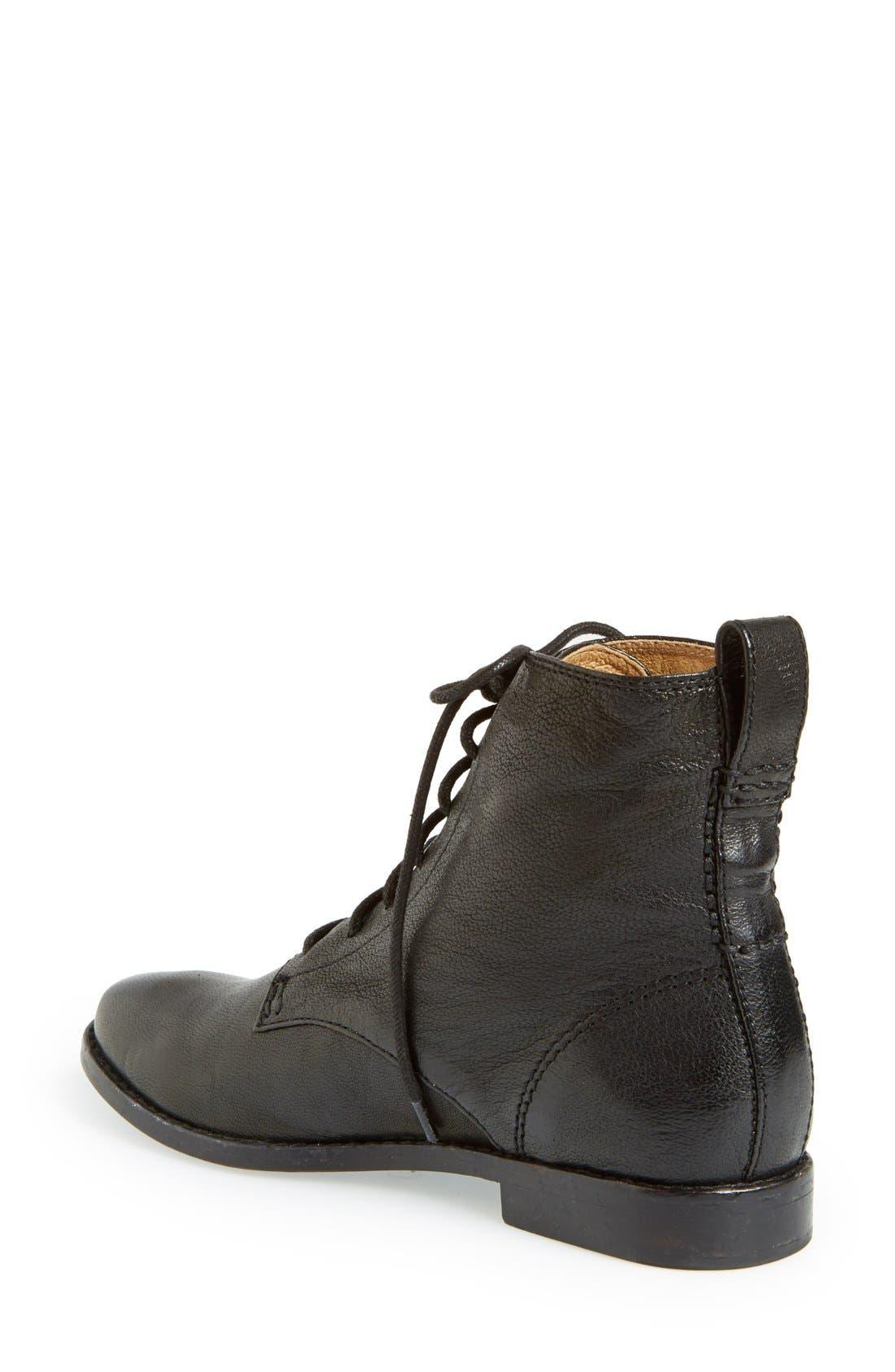 Alternate Image 2  - Frye 'Anna' Lace-Up Boot (Women)