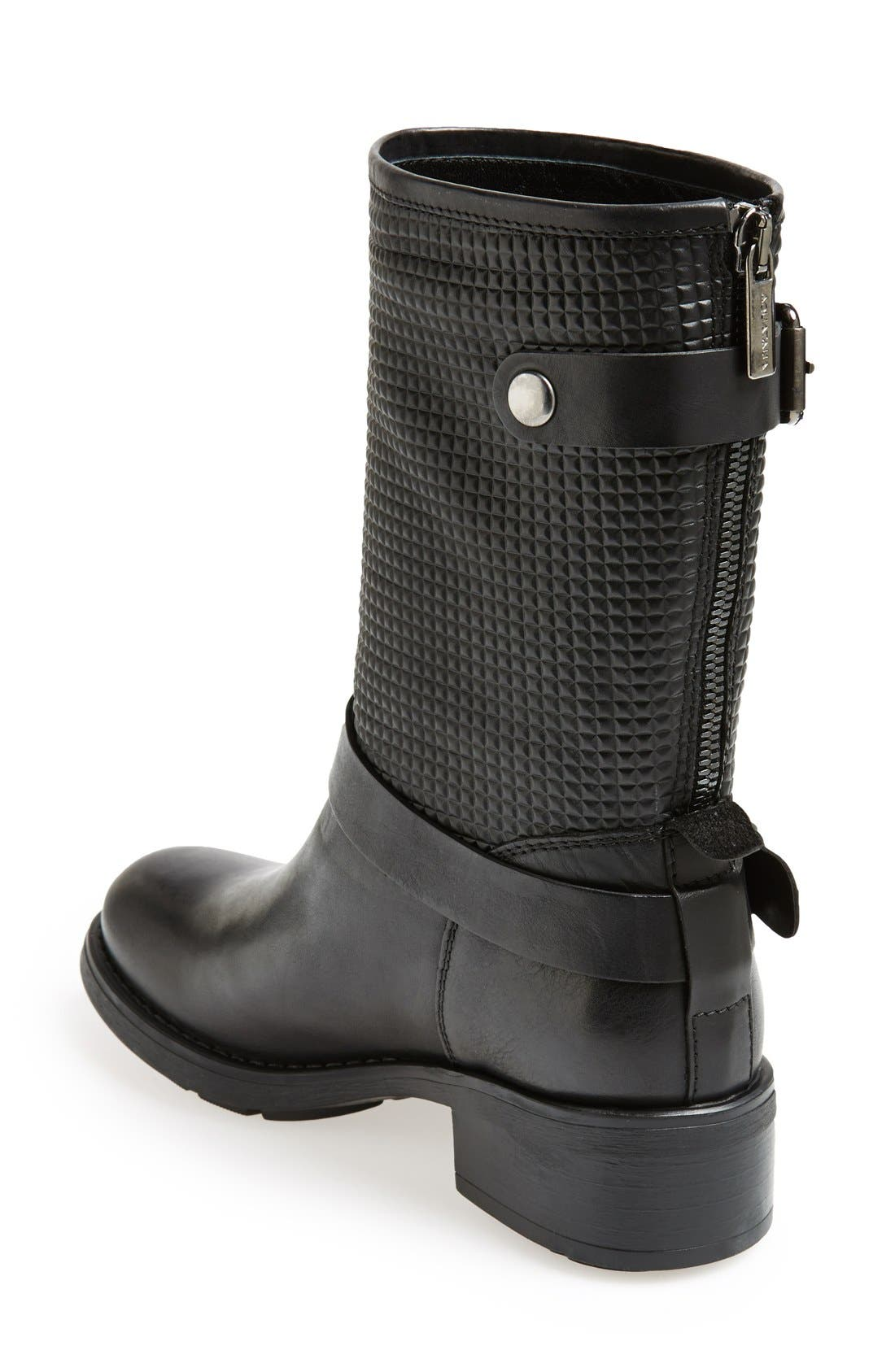 Alternate Image 2  - Aquatalia by Marvin K. 'Scout' Weatherproof Moto Boot (Women)