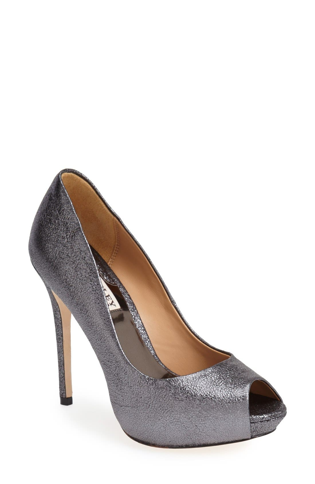 Main Image - Badgley Mischka 'Lust II' Pump (Women)