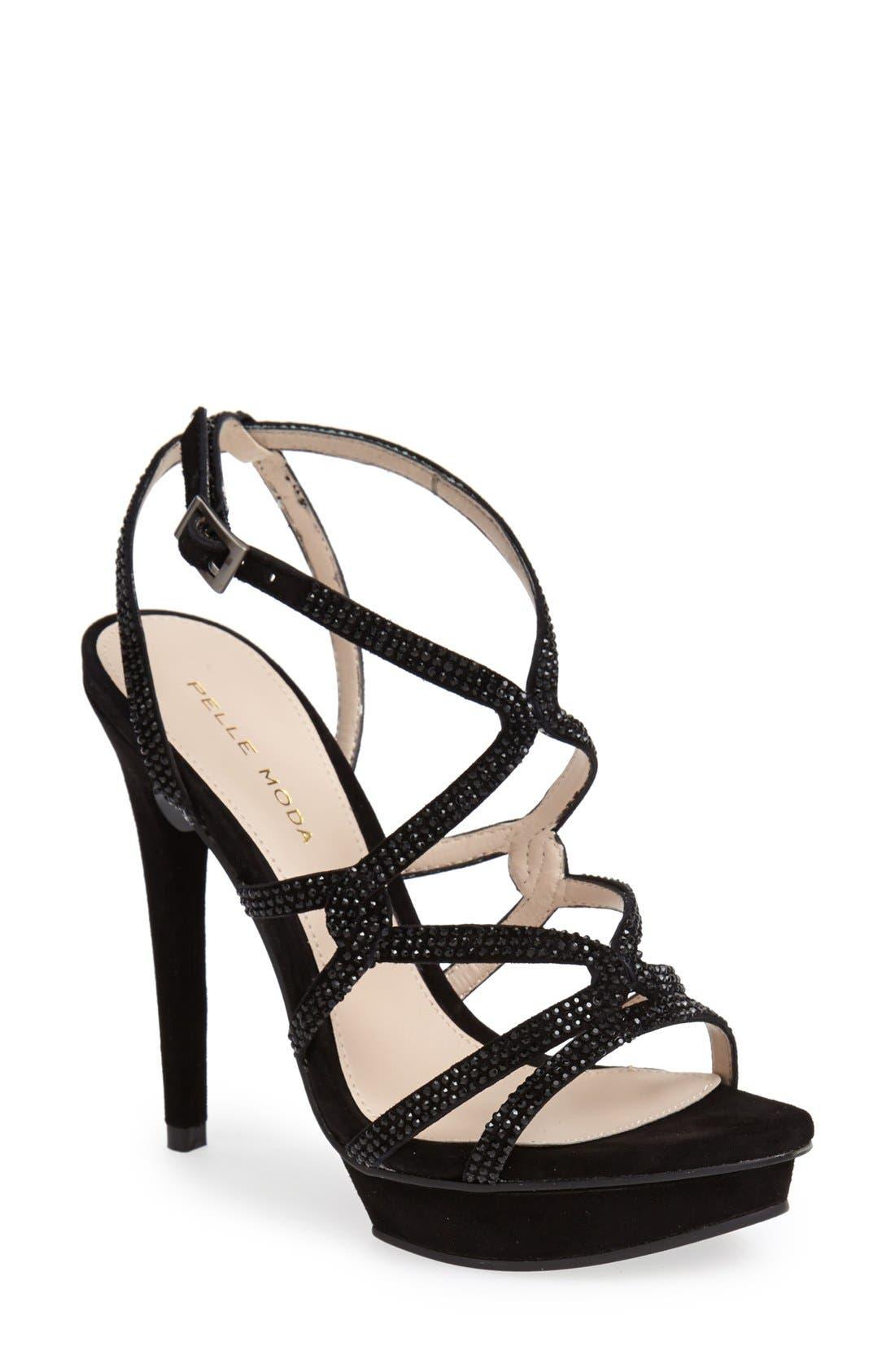 Alternate Image 1 Selected - Pelle Moda 'Farah' Sandal (Women)