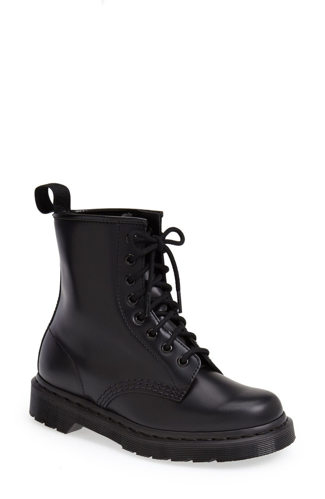 Main Image - Dr. Martens '1460 Mono' Boot (Women)