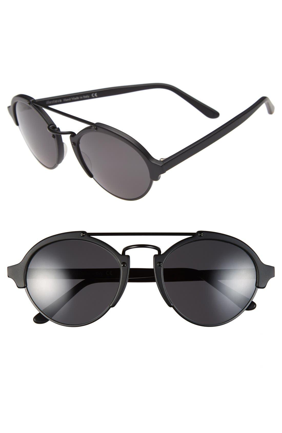 Alternate Image 1 Selected - Illesteva 'Milan II' 53mm Sunglasses