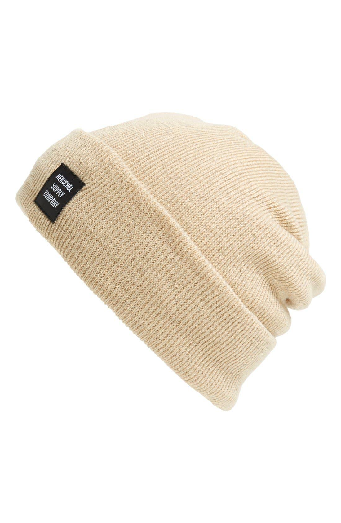 Alternate Image 1 Selected - Herschel Supply Co. 'Abbott' Knit Cap