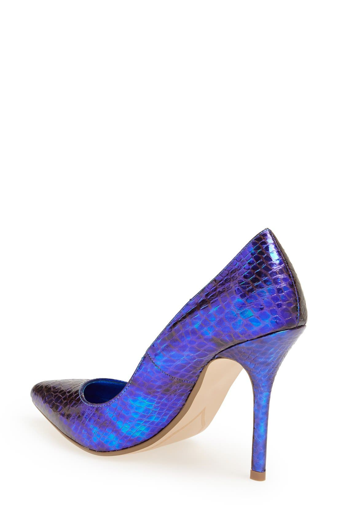 Alternate Image 2  - Dune London 'Burst' Pointy Toe Pump (Women)