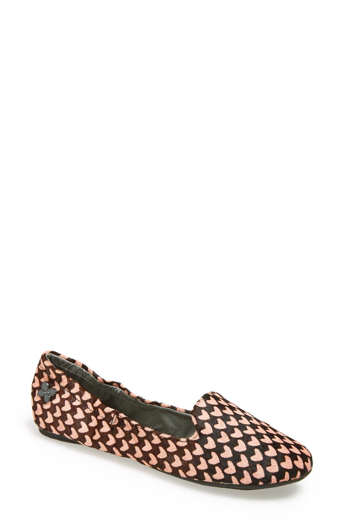 Main Image - Butterfly Twists 'Gabriella' Foldable Smoking Slipper Flat (Women)