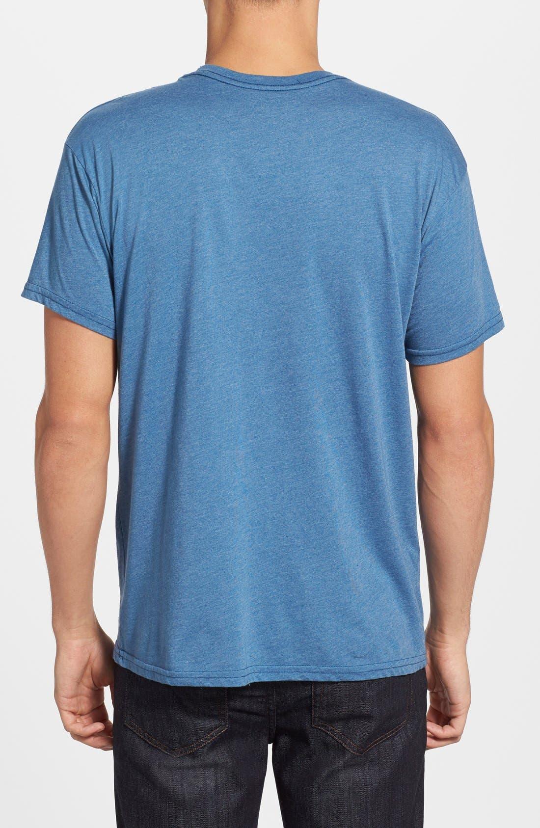 Alternate Image 2  - Retro Brand 'Steiner's Bar Room' Slim Fit Graphic T-Shirt