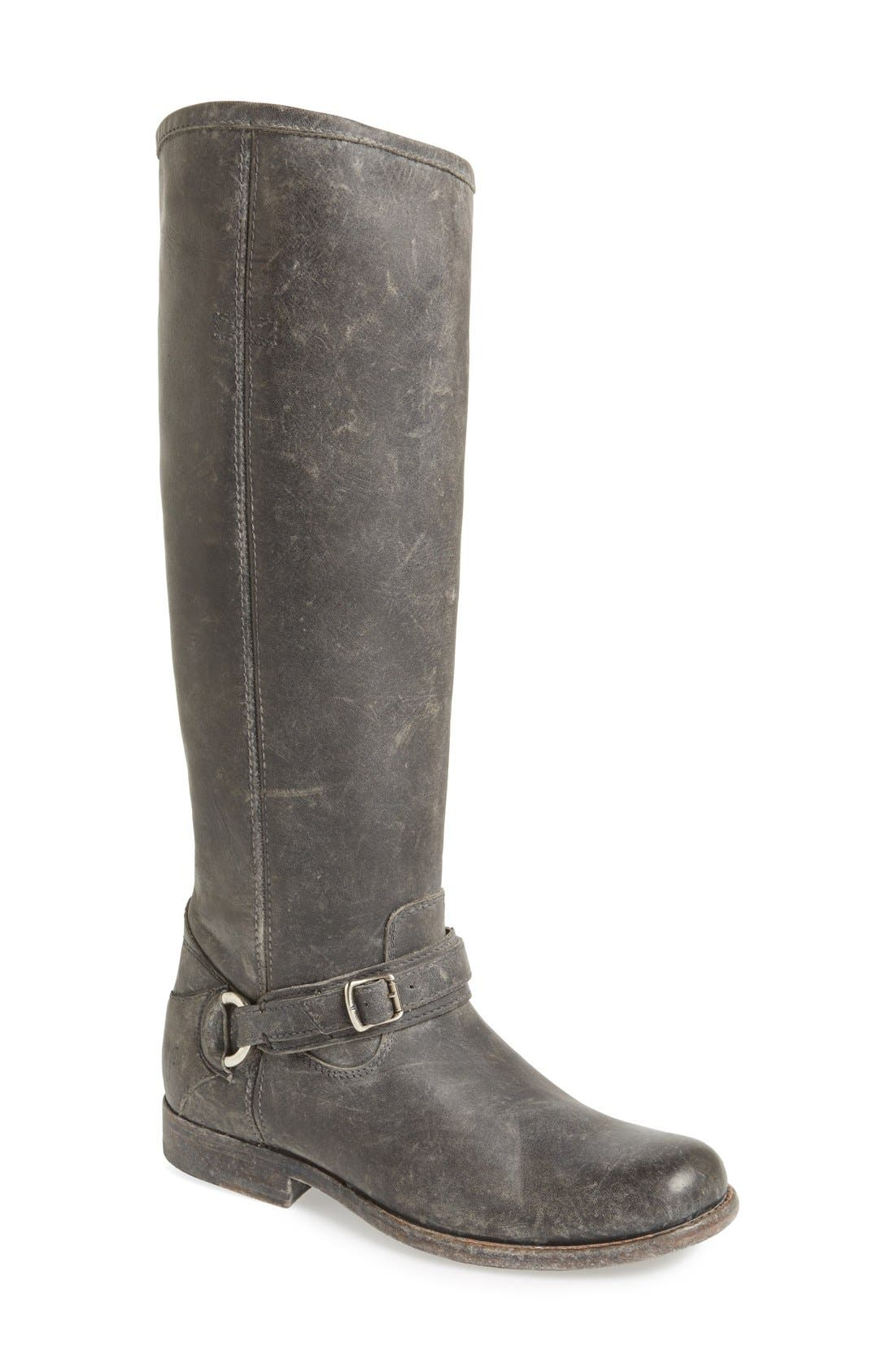Alternate Image 1 Selected - Frye 'Phillip' Tall Boot (Women)