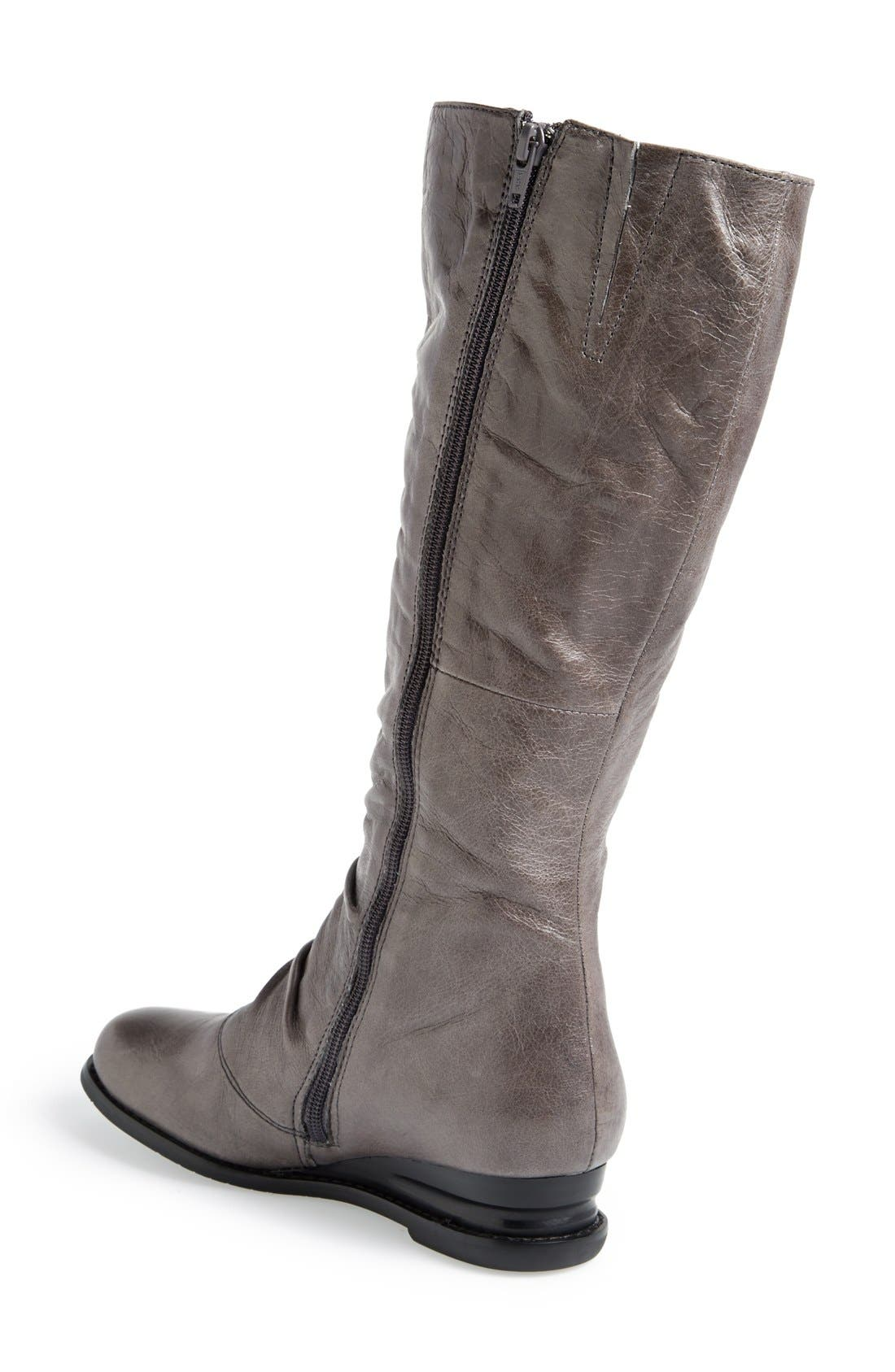 Alternate Image 2  - Miz Mooz 'Bloom' Leather Boot (Women)(Wide Calf)