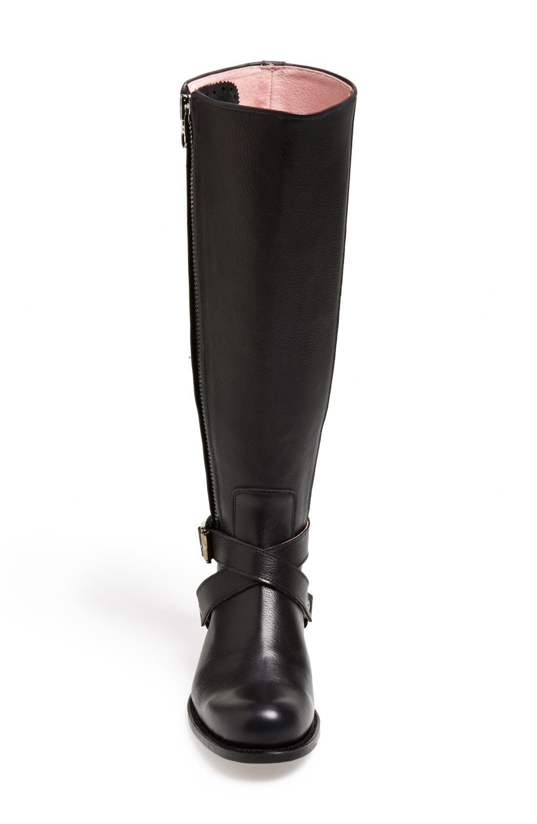 Alternate Image 3  - Sendra Leather Tall Boot (Women)