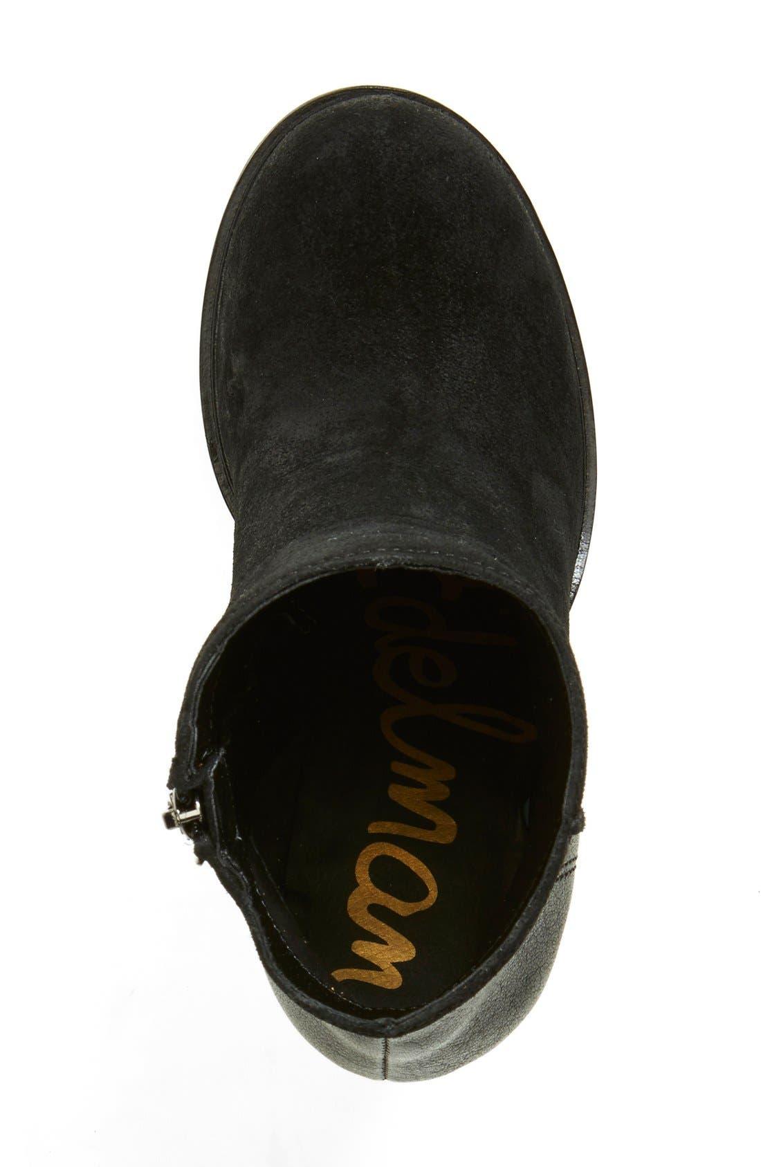 Alternate Image 3  - Sam Edelman 'Franklin' Boot (Women)