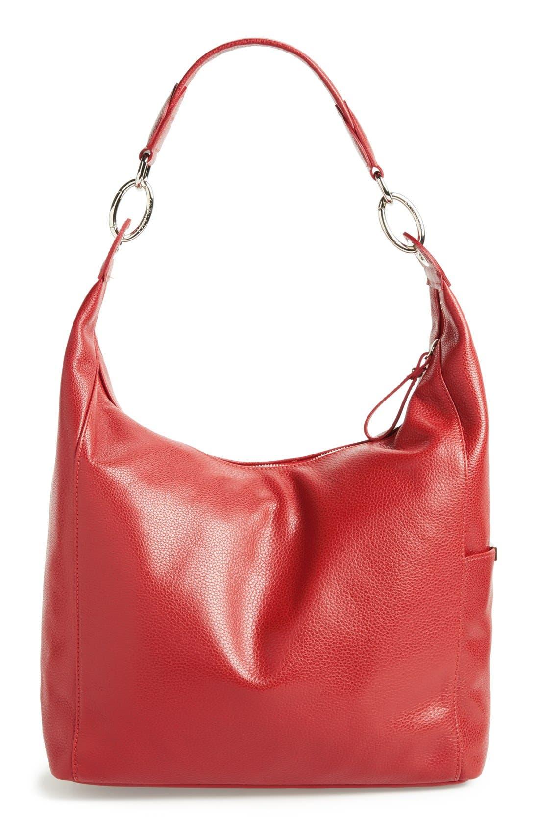 Alternate Image 4  - Longchamp 'Le Foulonne' Hobo Bag