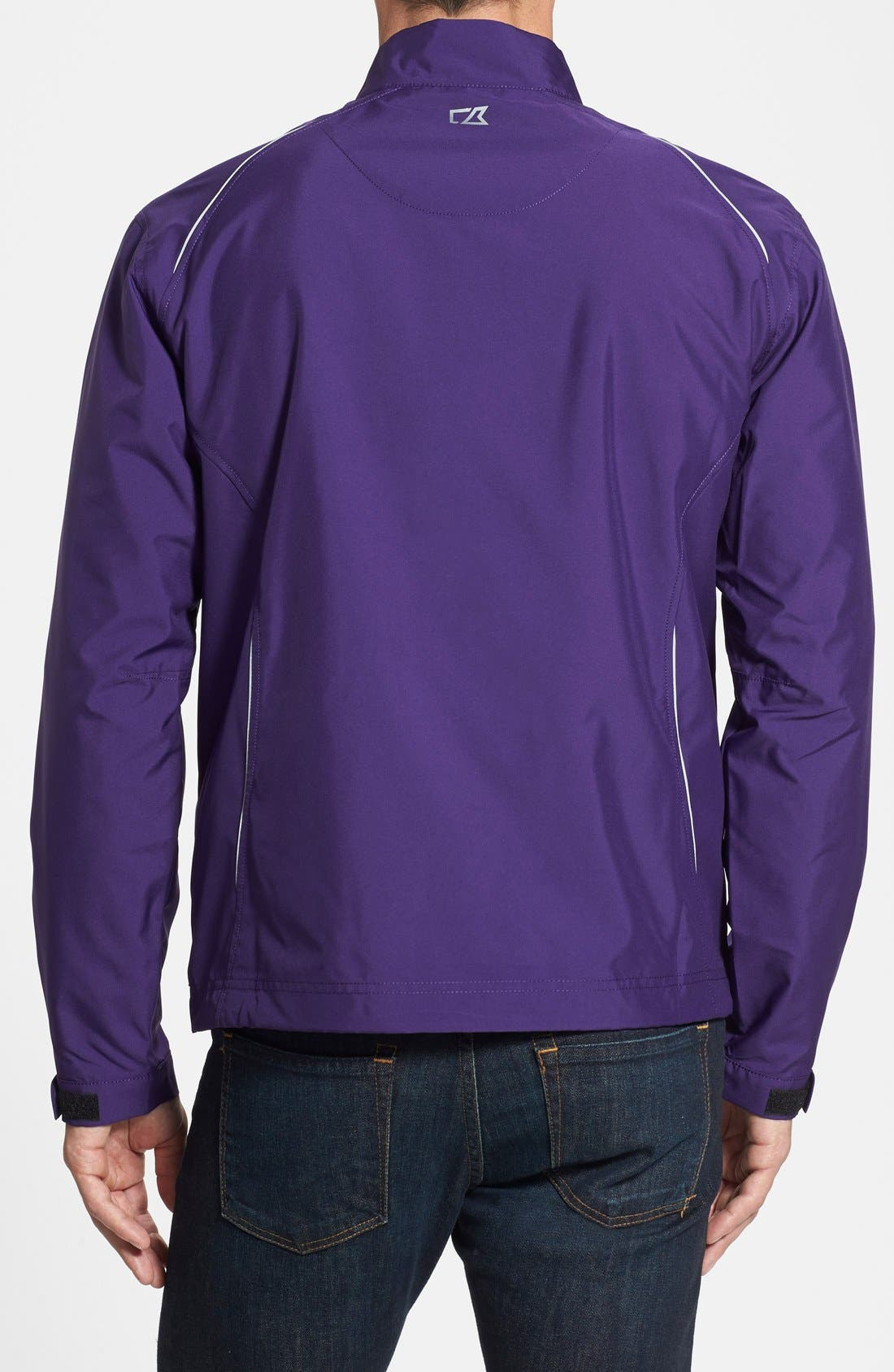 Alternate Image 2  - Cutter & Buck 'Beacon' WeatherTec Wind & Water Resistant Jacket