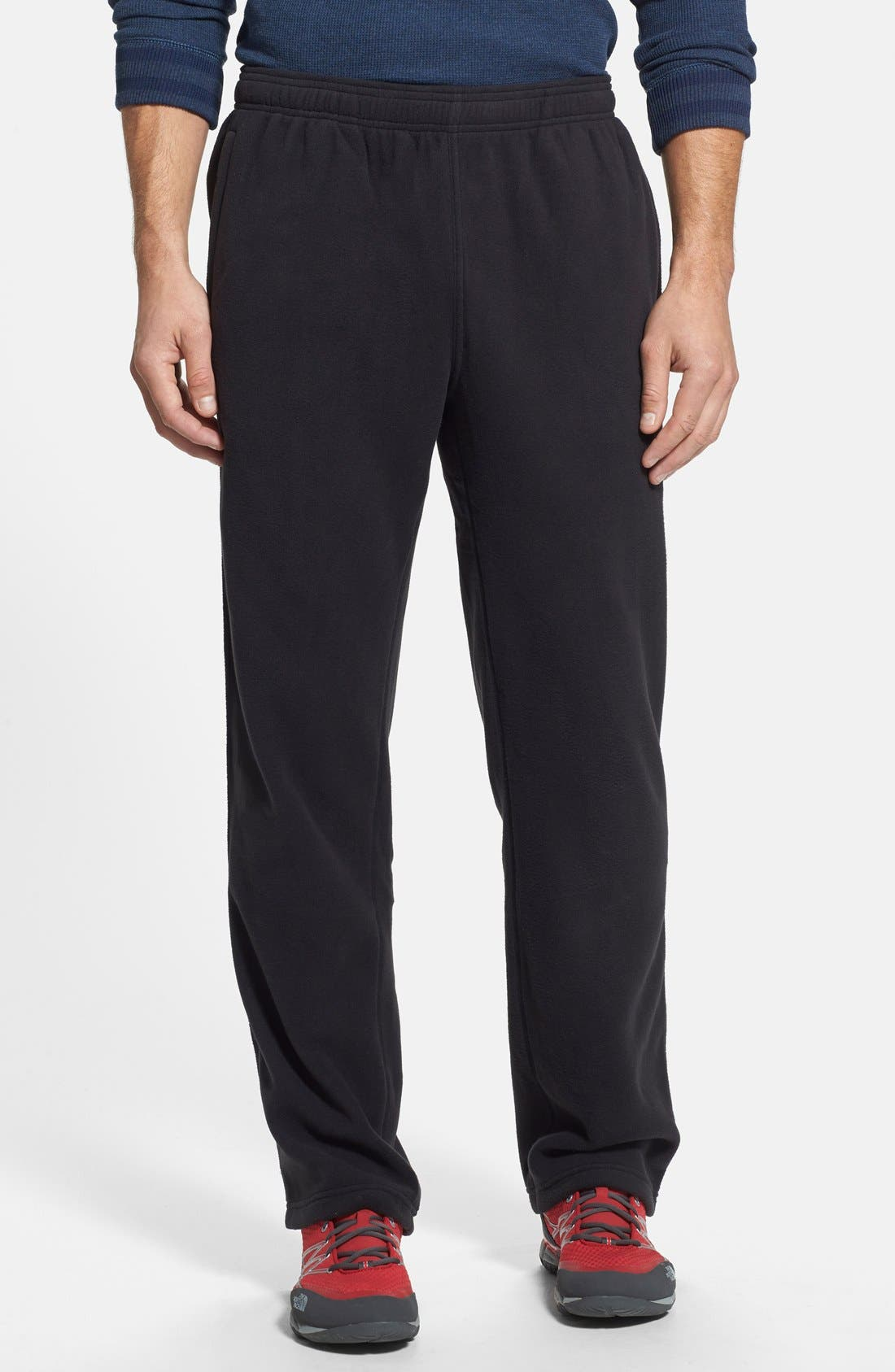 Alternate Image 1 Selected - The North Face 'TKA 100' Fleece Pants