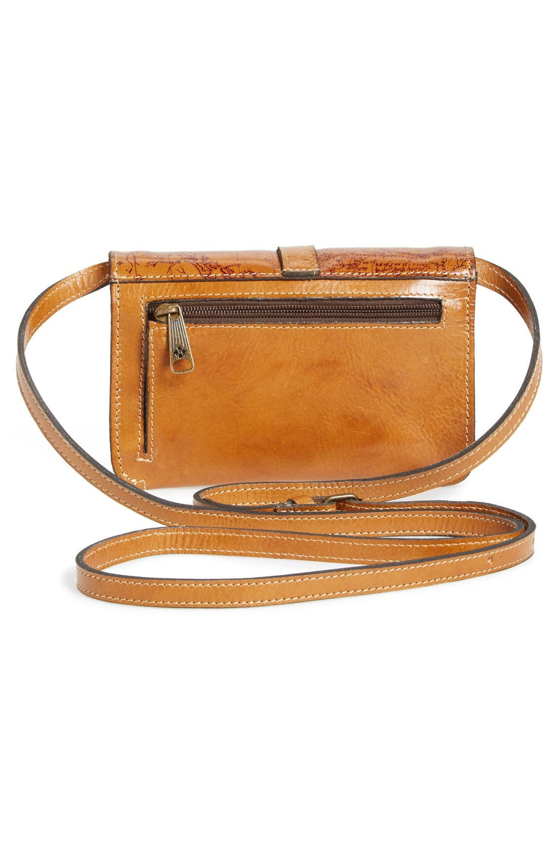 Alternate Image 4  - Patricia Nash 'Torri' Leather Crossbody Bag