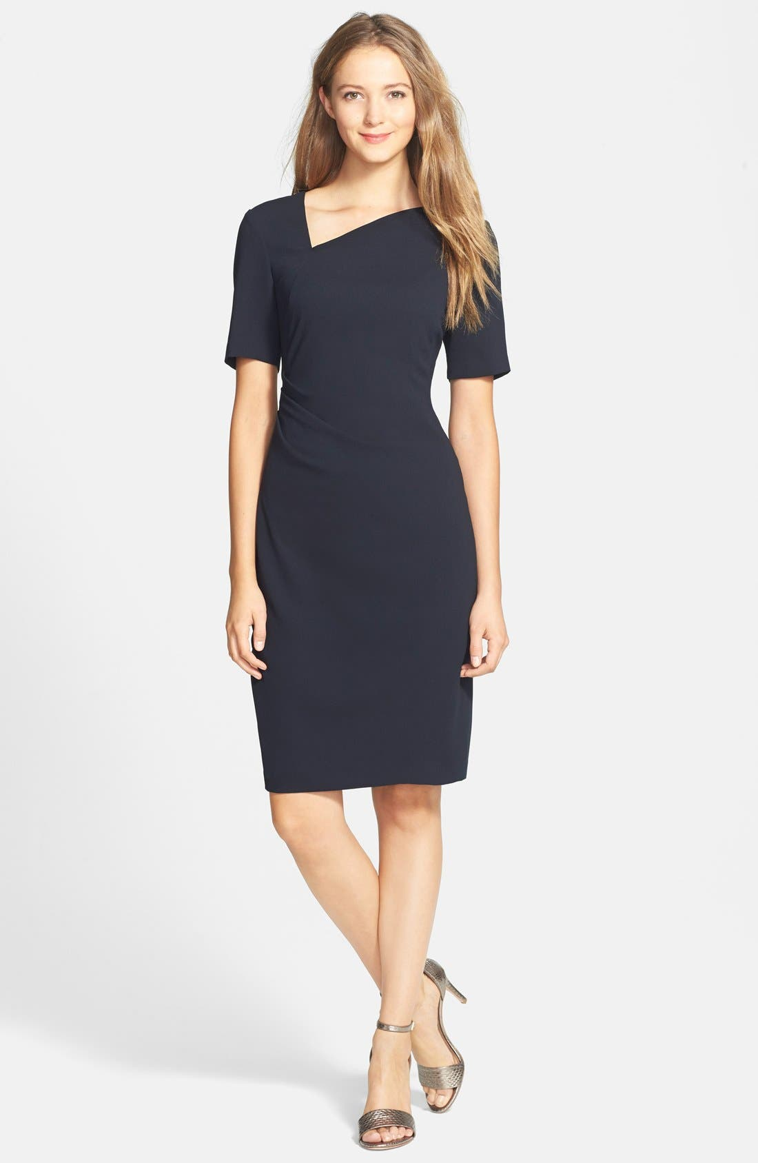 Alternate Image 1 Selected - T Tahari 'Marianna' Sheath Dress