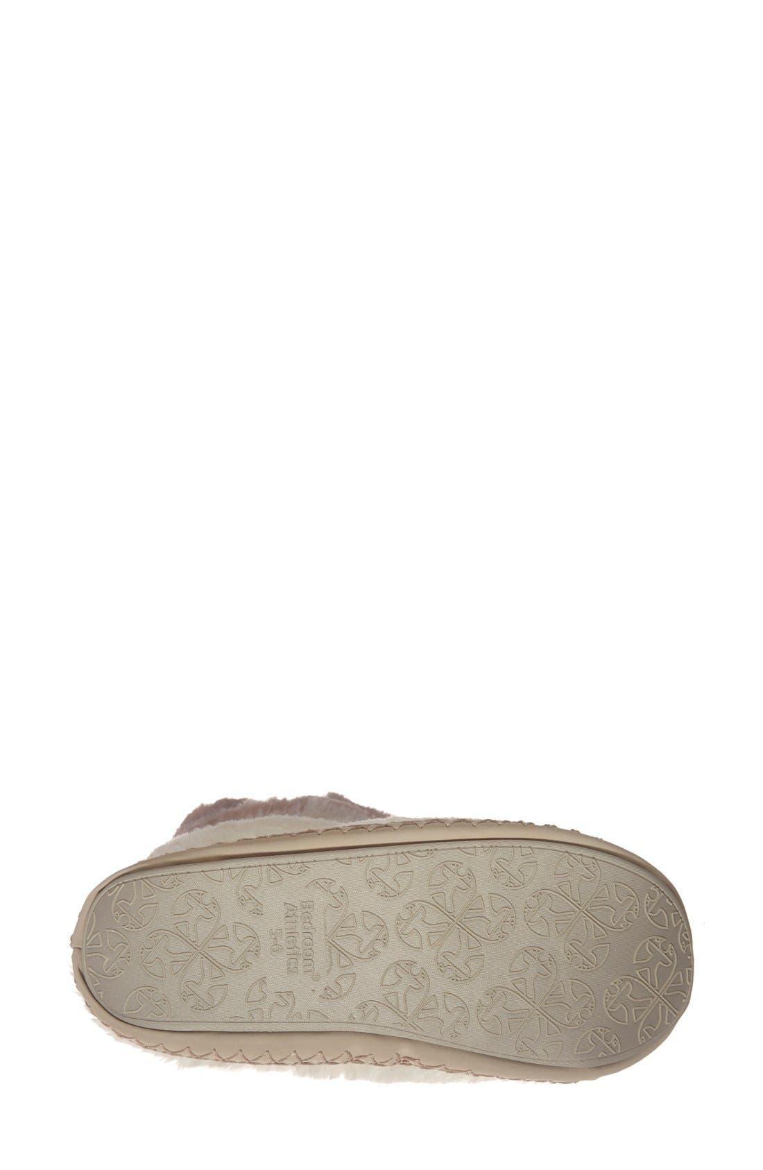 Alternate Image 4  - Bedroom Athletics 'Fern' Slipper Boot (Women)