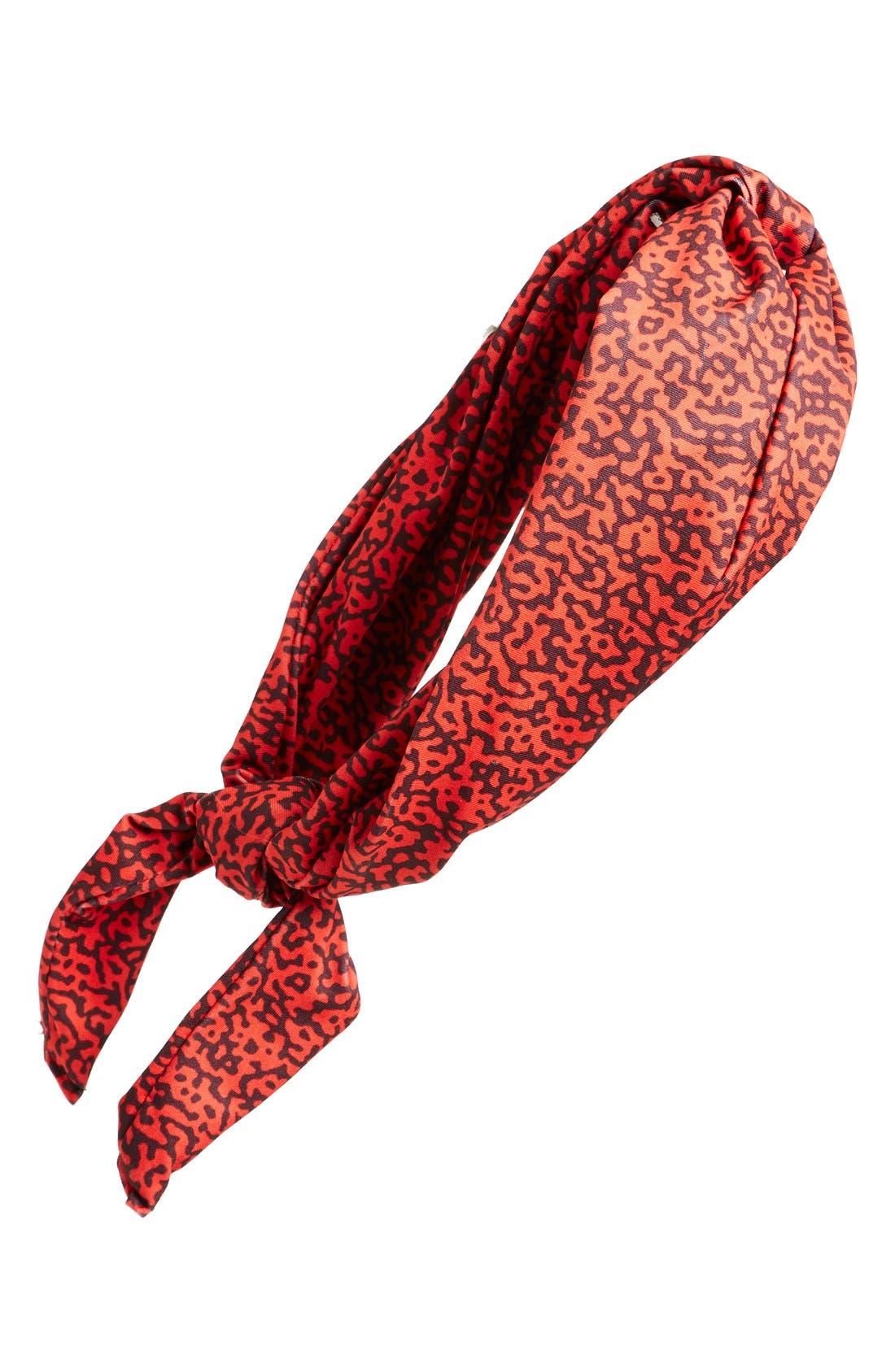 Main Image - Nike 'Studio Twist' Dri-FIT Head Tie