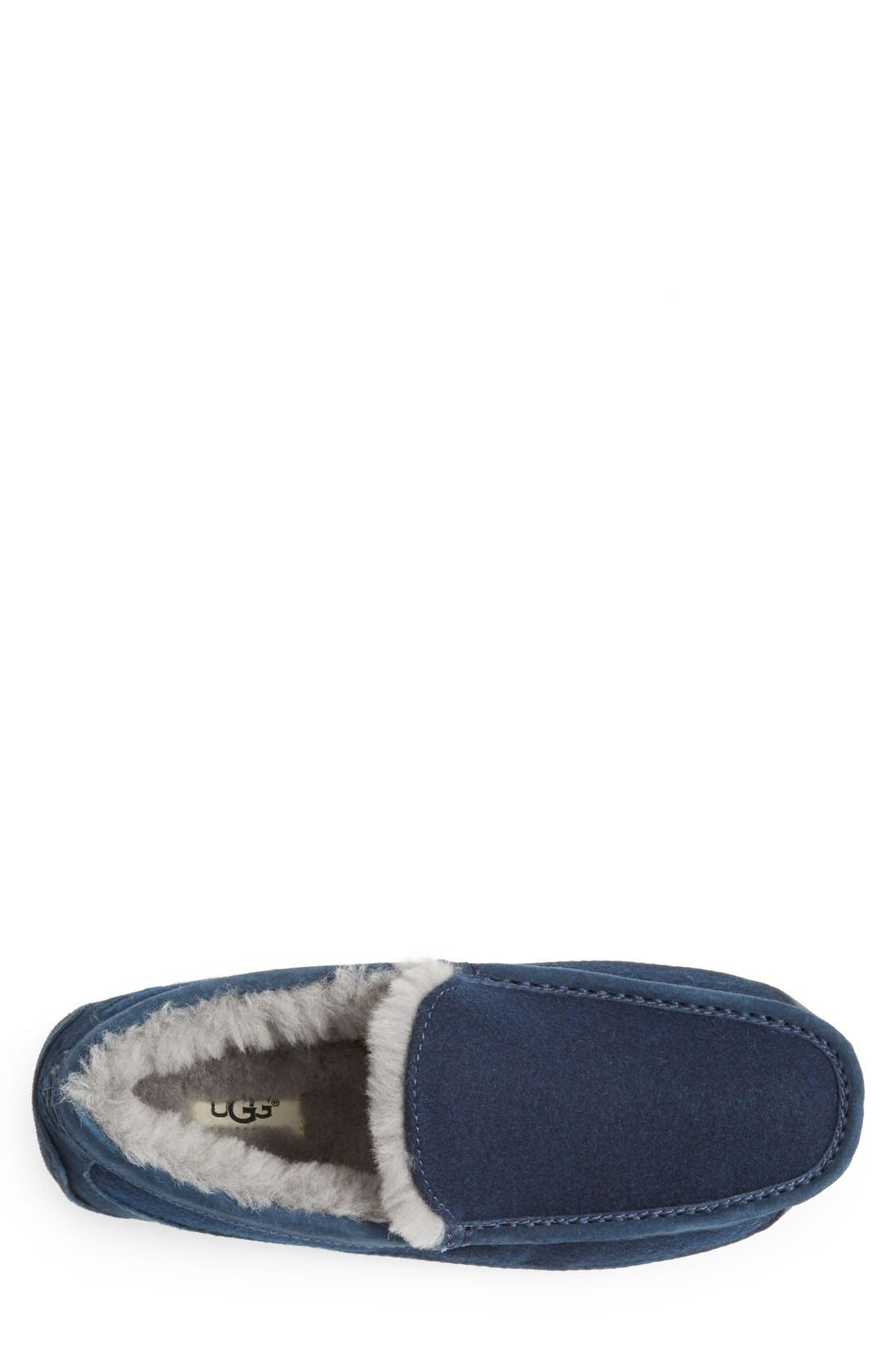 Alternate Image 3  - UGG® Australia 'Ascot' Wool Slipper