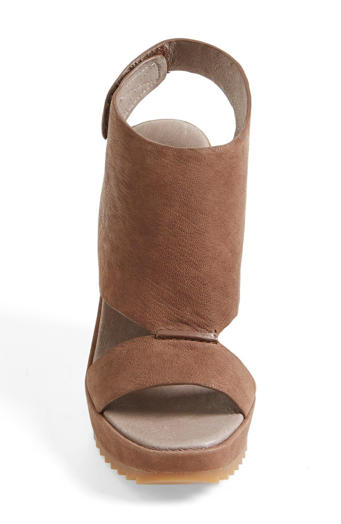 Alternate Image 3  - Vince Camuto 'Gevara' Leather Platform Wedge (Women)