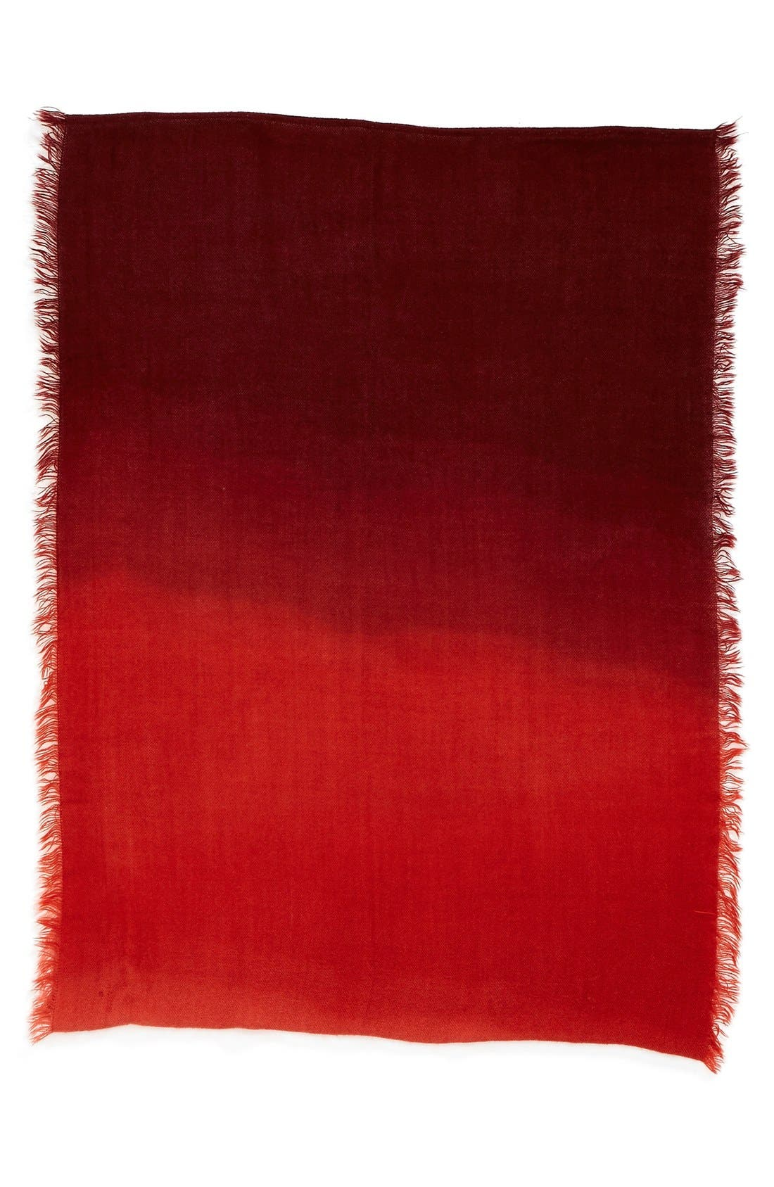 Alternate Image 2  - Michael Stars 'Wild Frontier' Tri Color Loop Scarf