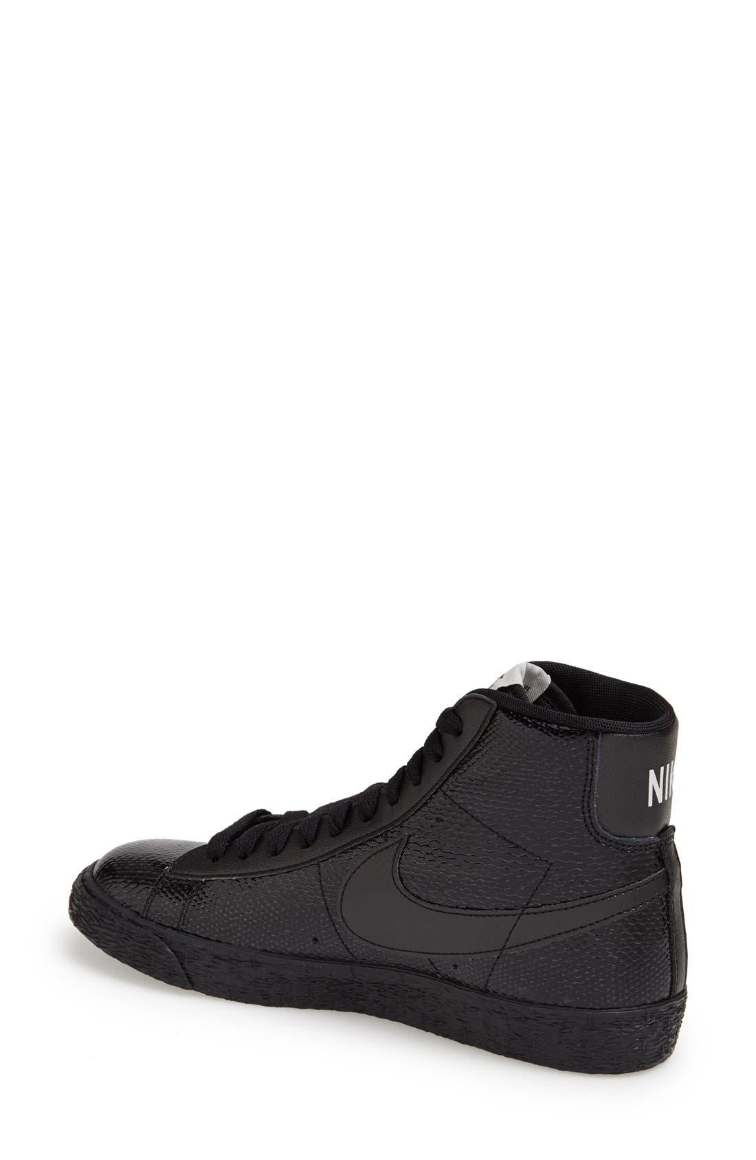 Alternate Image 2  - Nike 'Blazer Mid' Sneaker (Women)