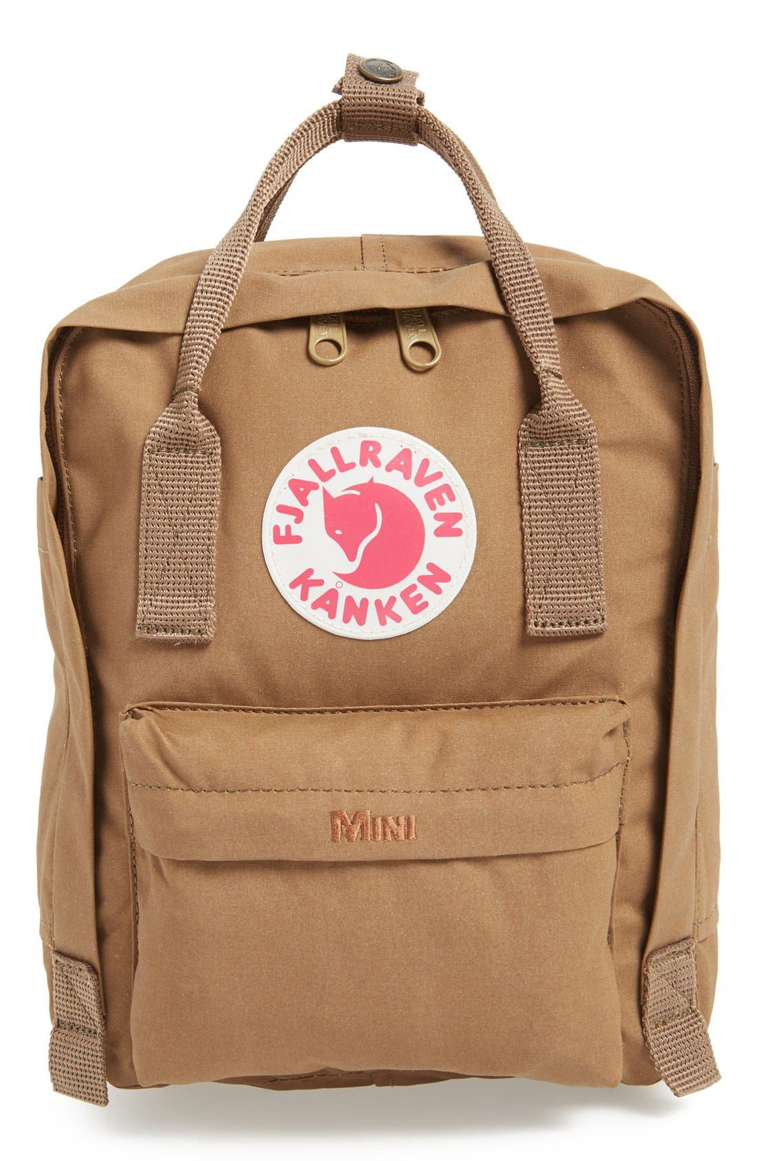 Main Image - Fjällräven 'Mini Kånken' Water Resistant Backpack