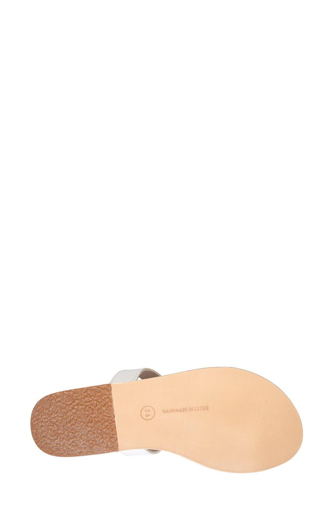 Alternate Image 4  - Ancient Greek Sandals 'Melpomeni' Leather Sandal (Women)