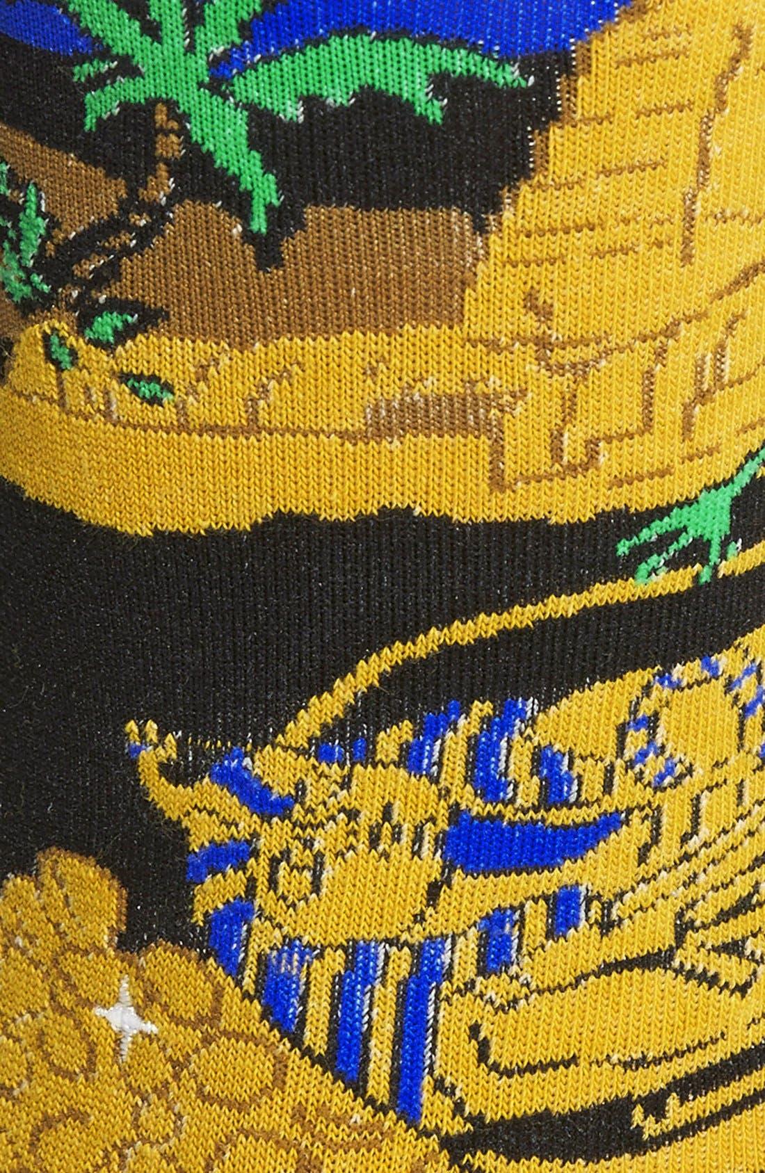 Alternate Image 3  - Stance 'Egypt & Aliens' Socks
